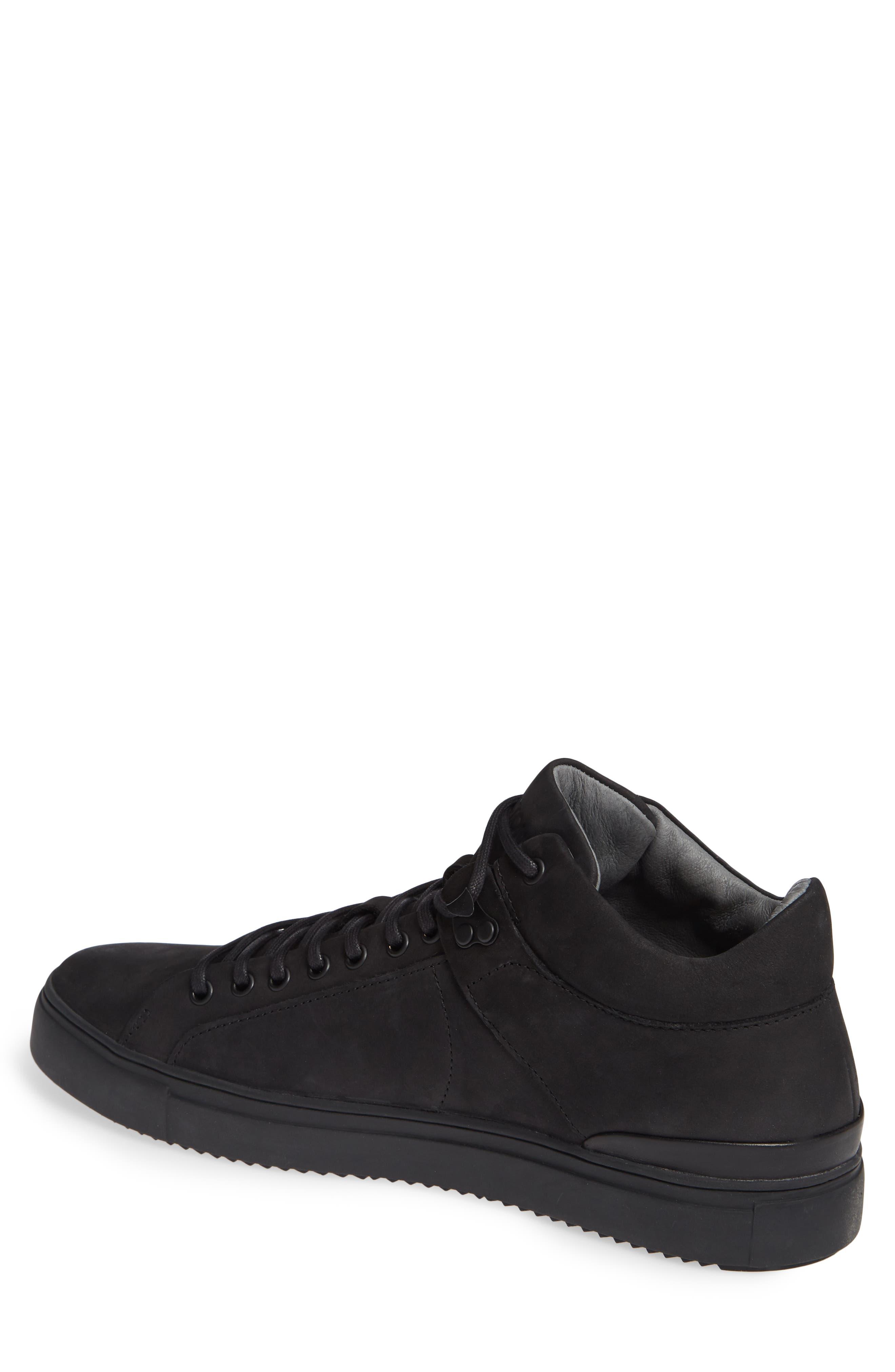 QM87 Sneaker,                             Alternate thumbnail 2, color,                             BLACK