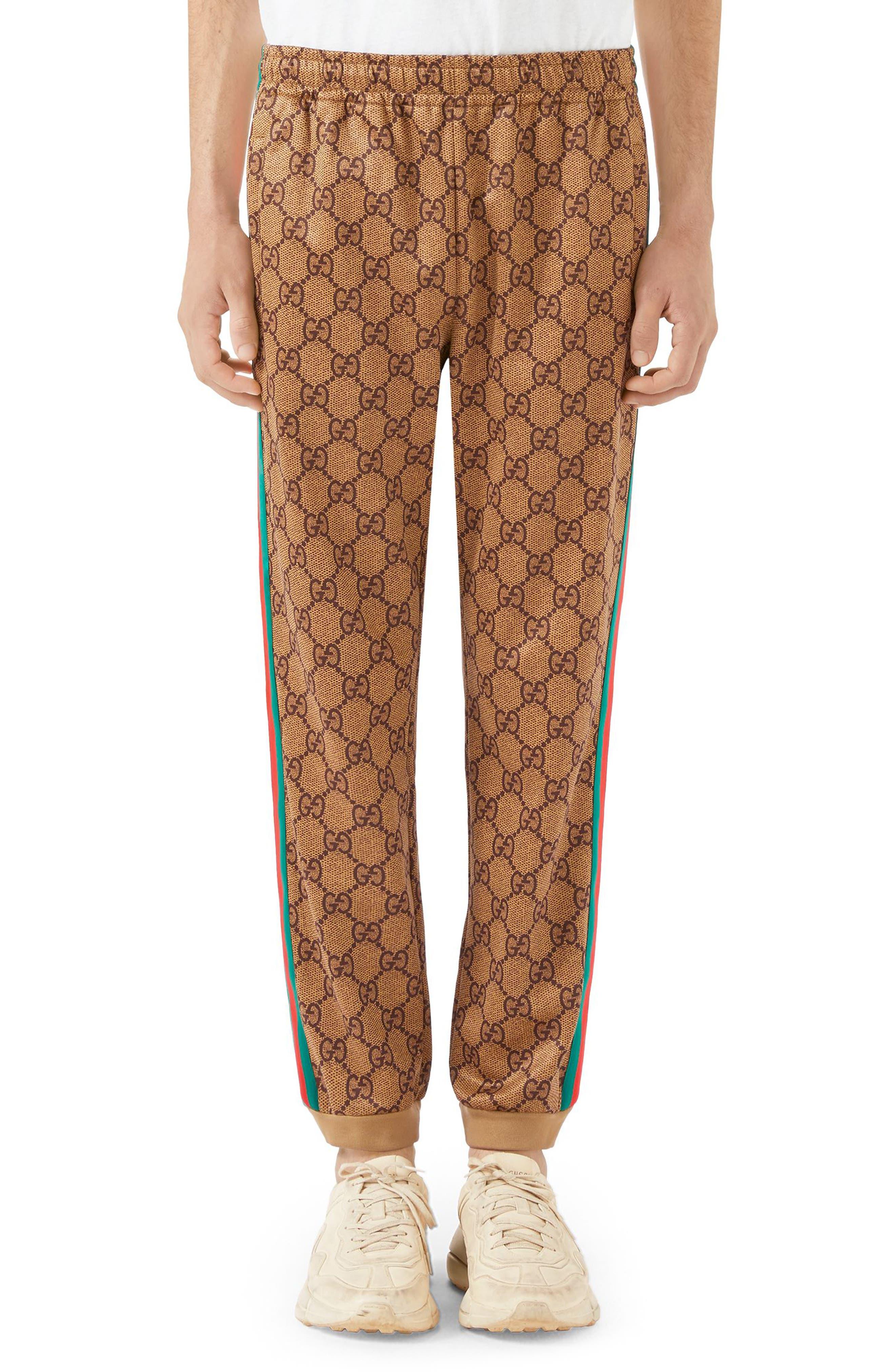 Print Tech Jersey Jogger Pants,                         Main,                         color,