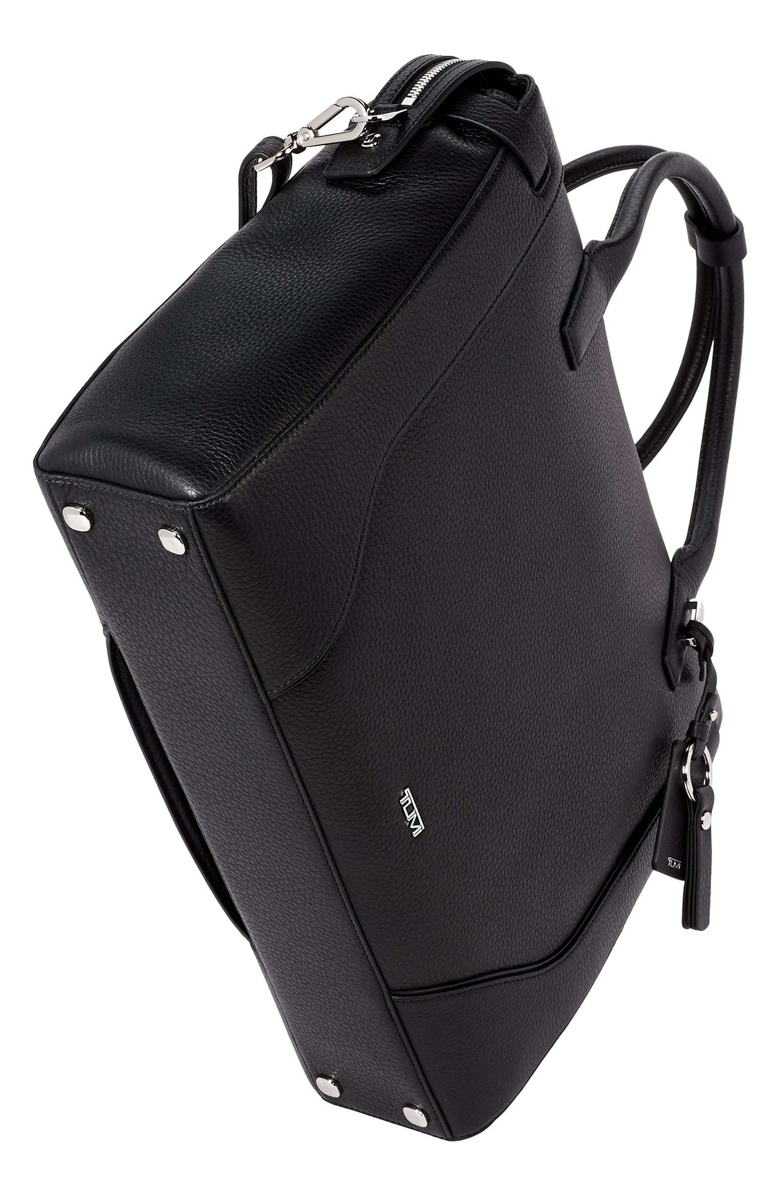 Stanton Irina Laptop Commuter Briefcase,                             Alternate thumbnail 5, color,                             001