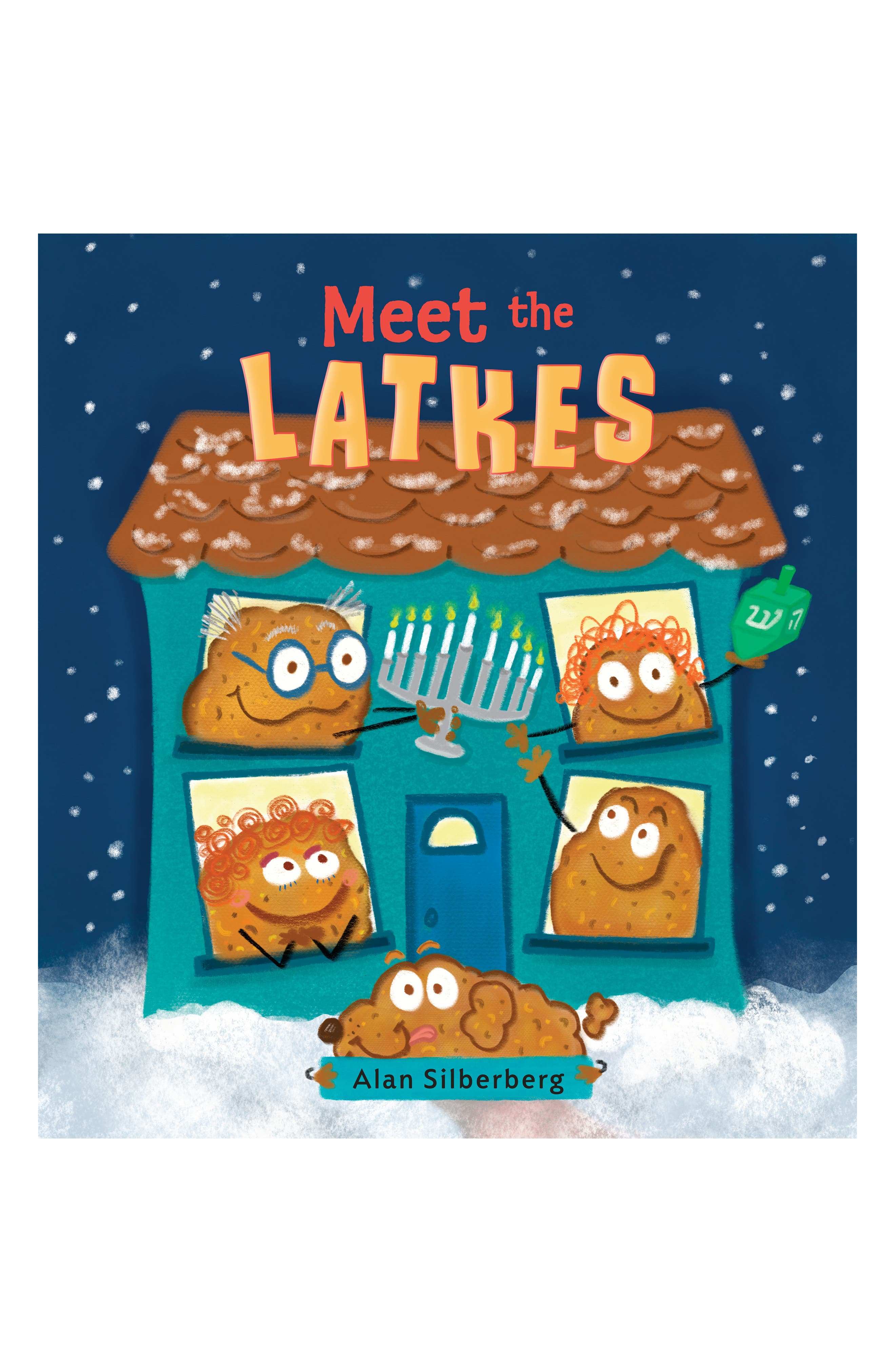 'Meet the Latkes' Book,                             Main thumbnail 1, color,                             400
