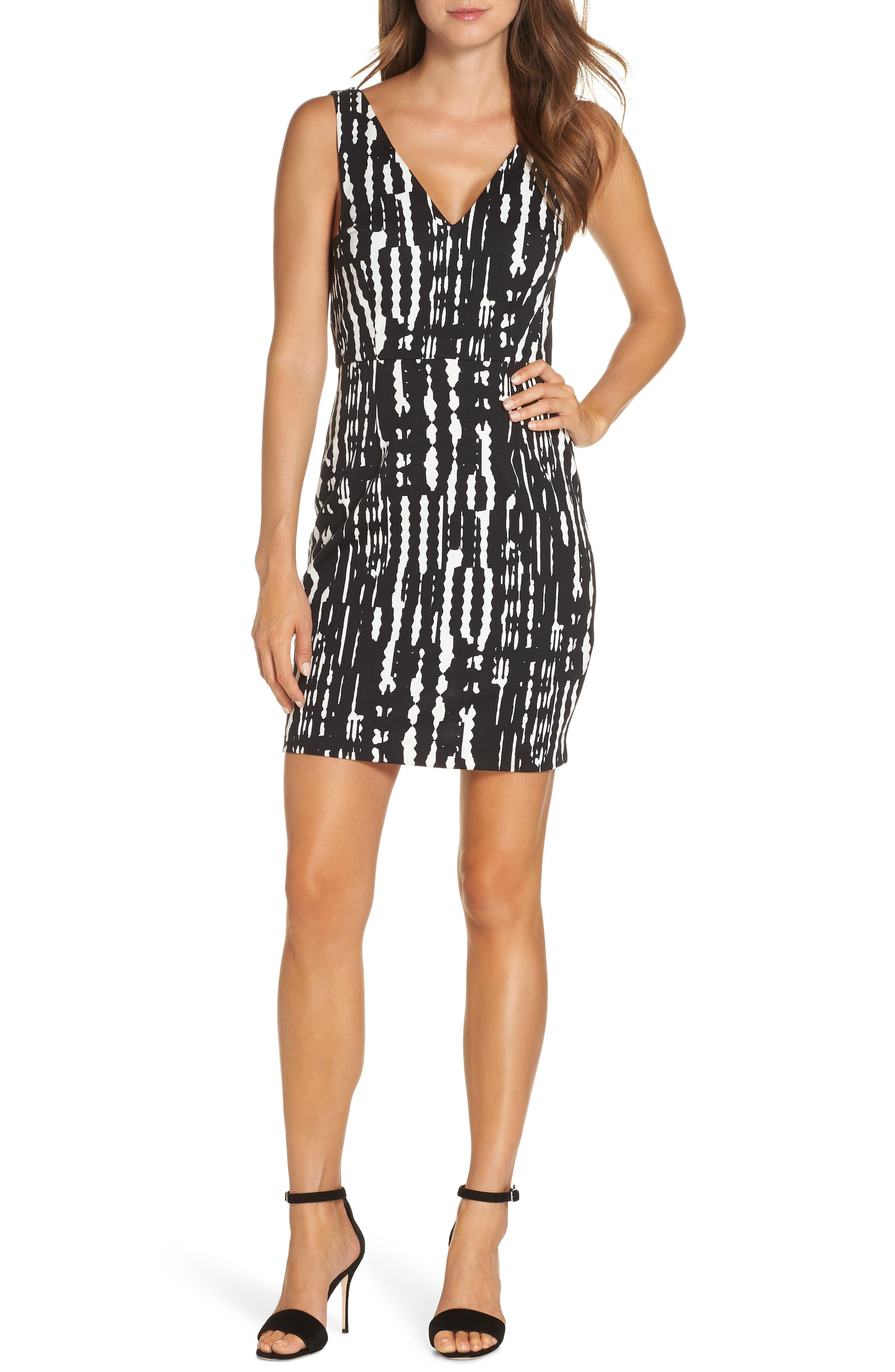 Gabriela Sheath Dress,                         Main,                         color, 001