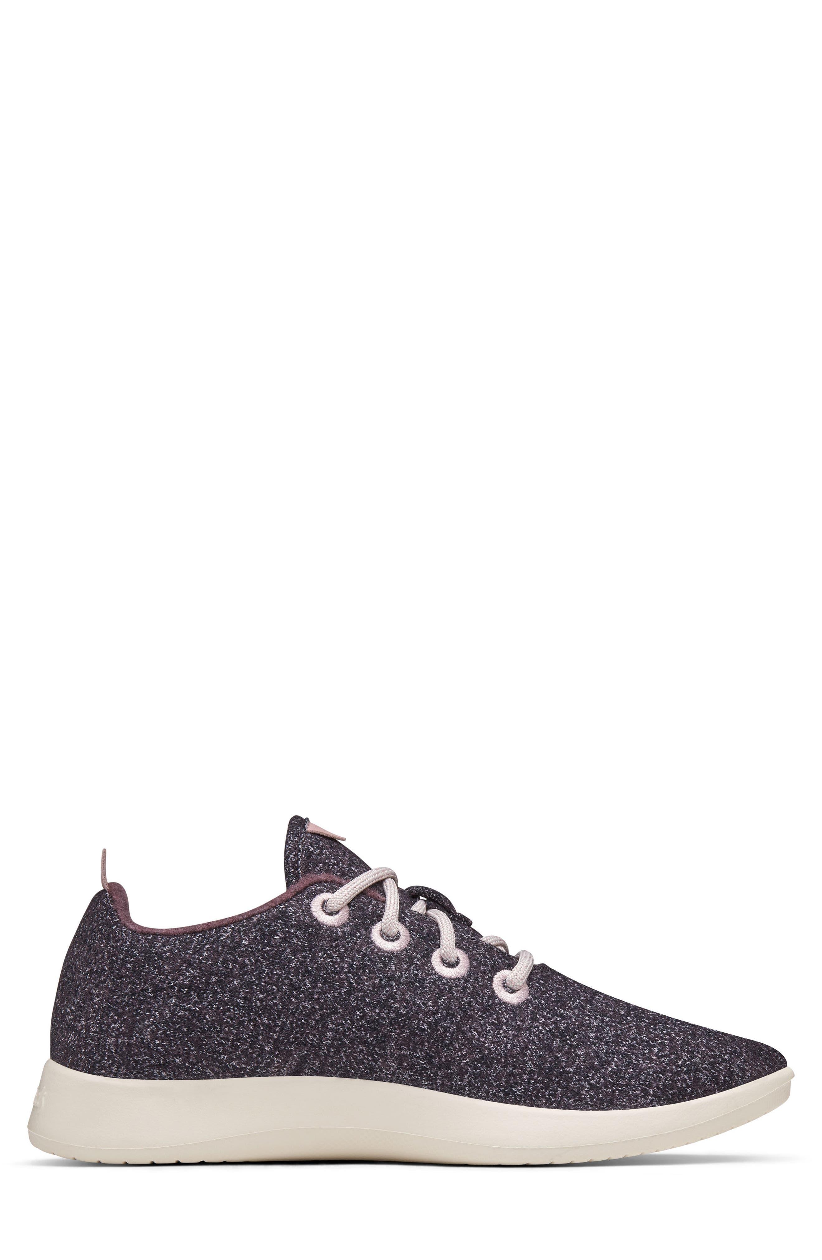 Wool Runner,                             Alternate thumbnail 3, color,                             HAWTHORNE PURPLE WOOL