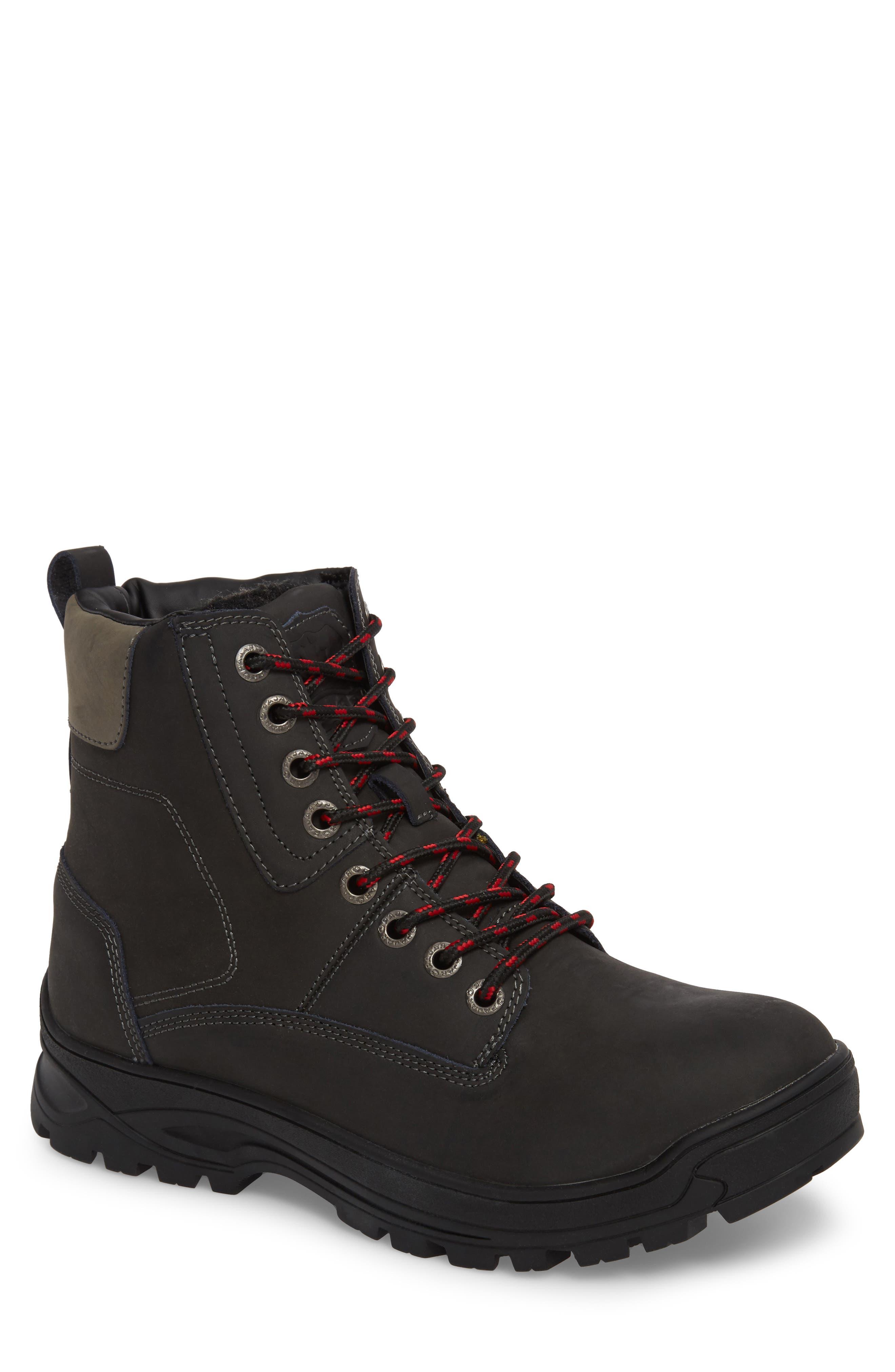 Imani Waterproof Insulated Boot,                             Main thumbnail 1, color,                             001