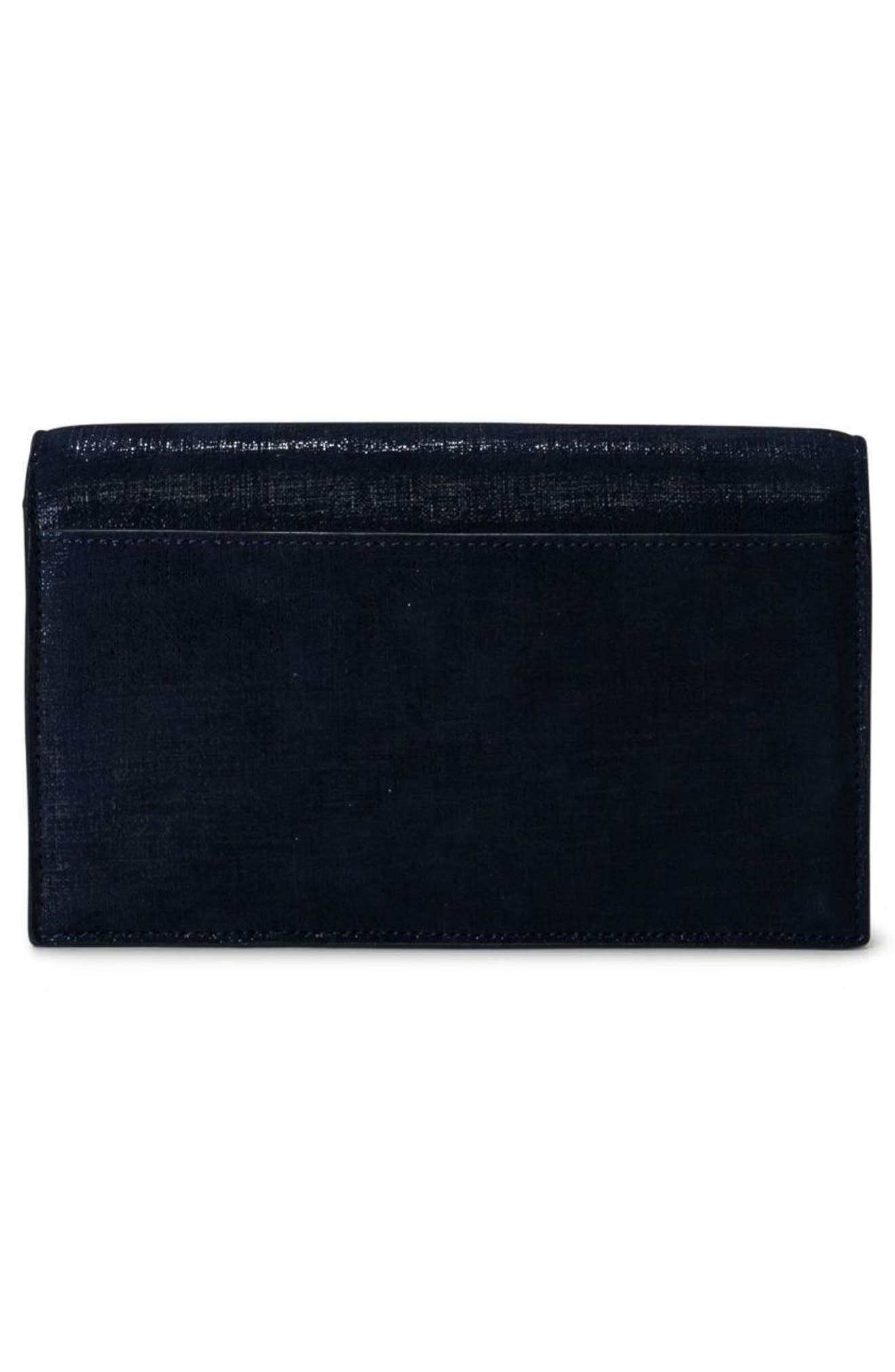 Anouk Leather Shoulder Bag,                             Alternate thumbnail 2, color,