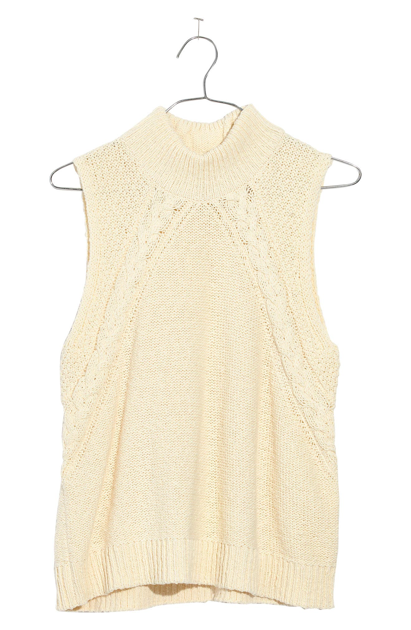 Mixed Stitch Sweater Tank,                             Alternate thumbnail 4, color,                             250
