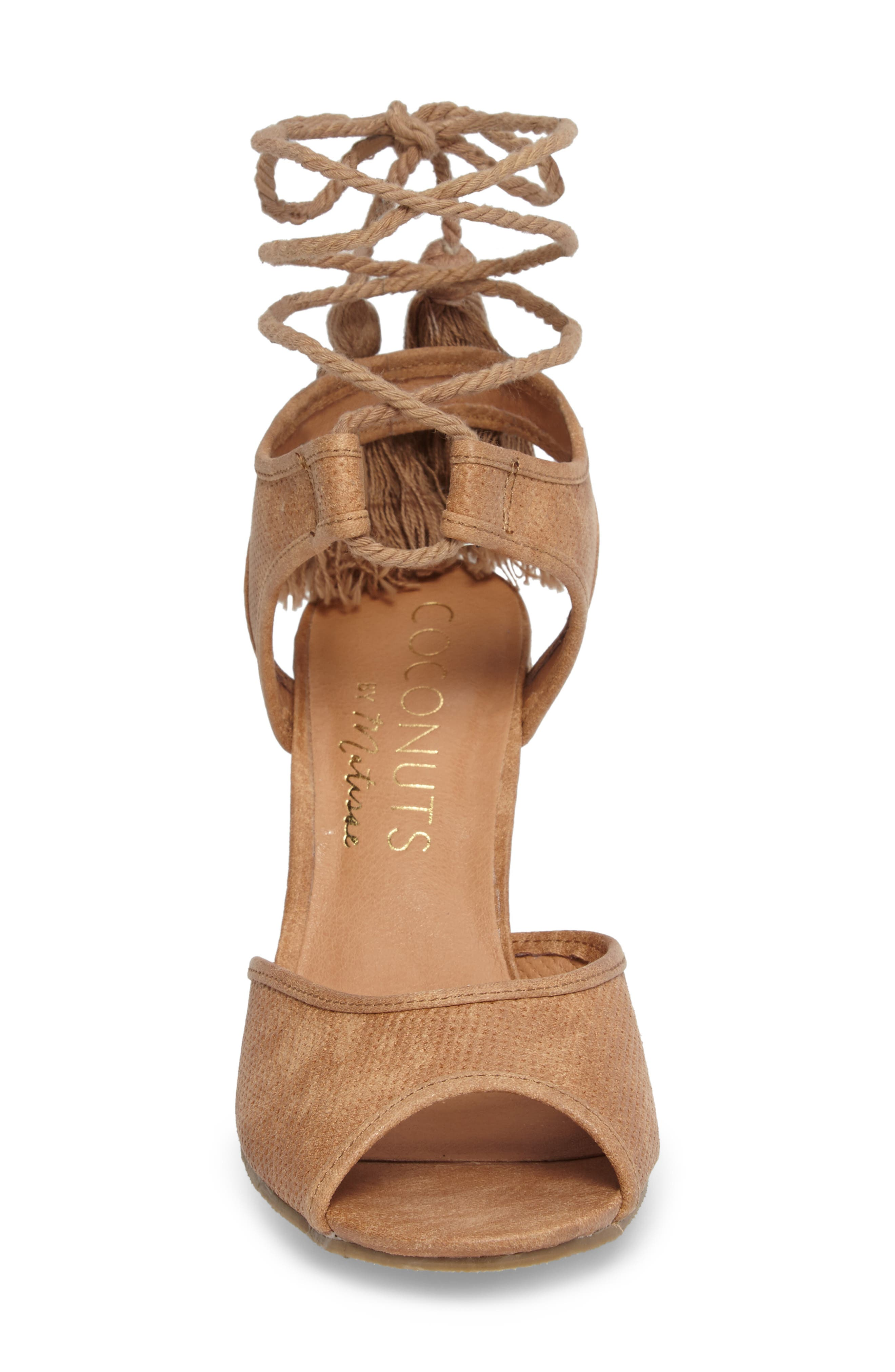 Coconuts by Matisse Unify Wedge Sandal,                             Alternate thumbnail 4, color,                             255