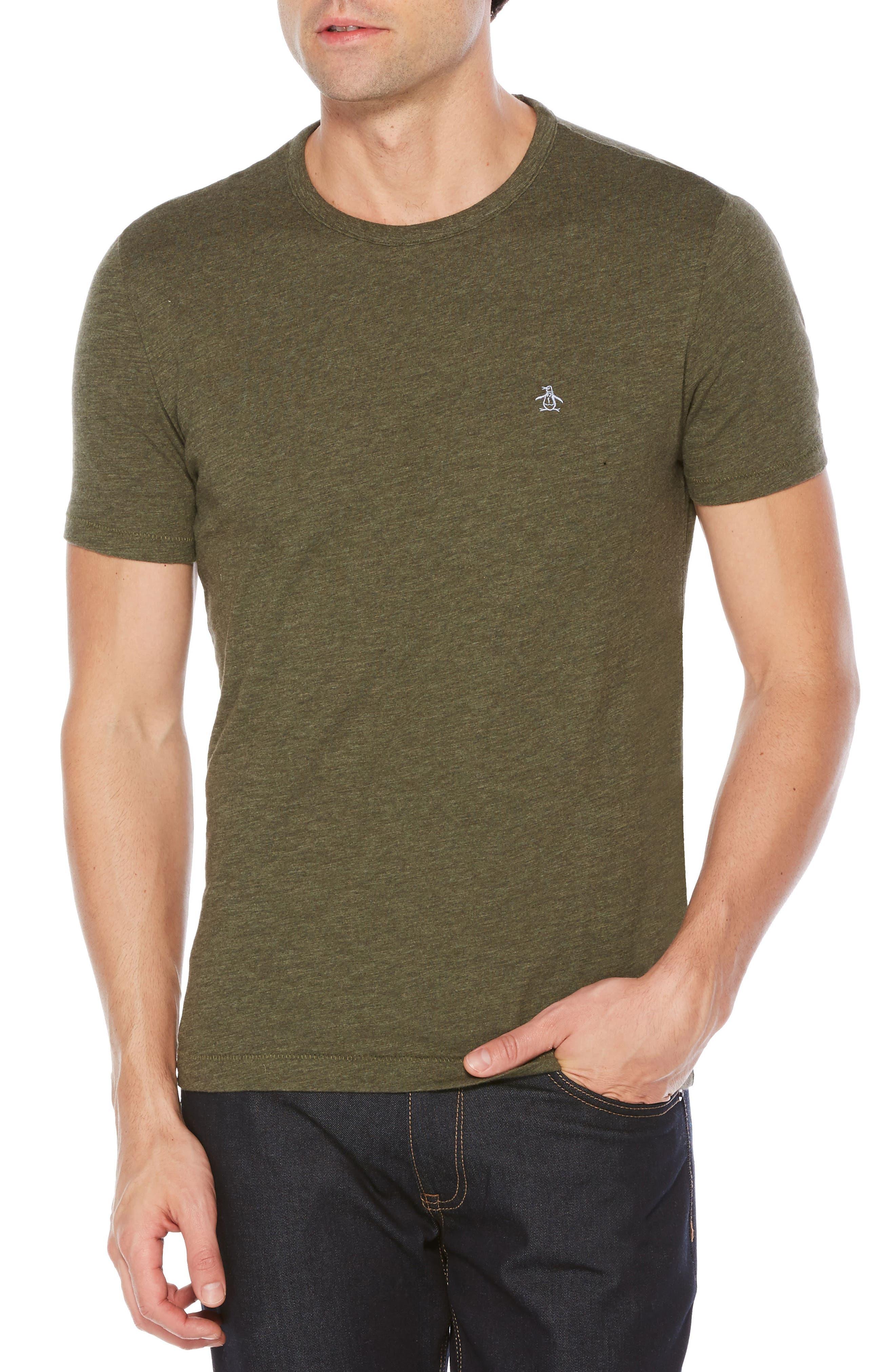 Slub Cotton T-Shirt,                         Main,                         color, 306