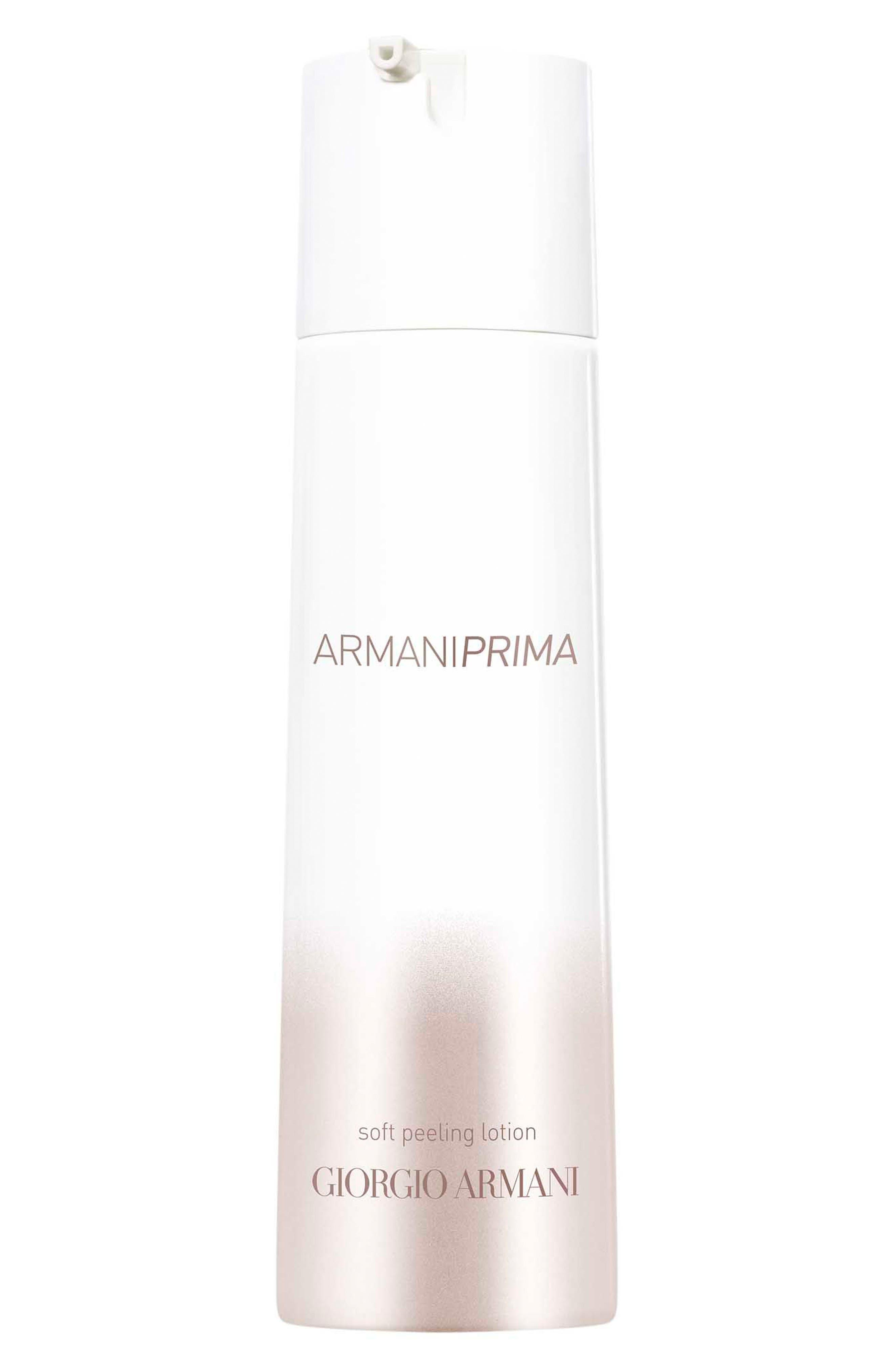 GIORGIO ARMANI Prima Soft Peeling Lotion, Main, color, NO COLOR