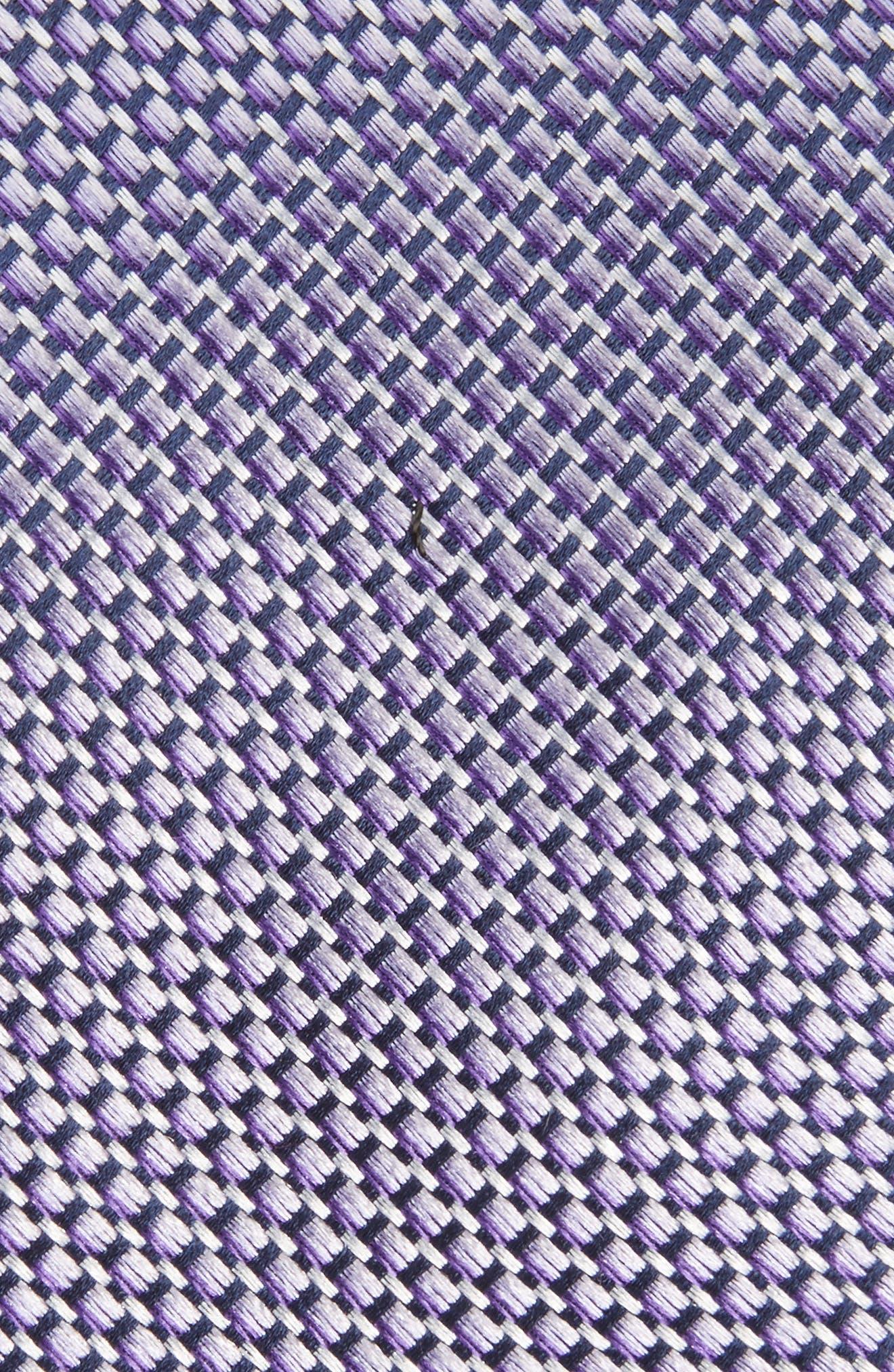 Iris Solid Silk Skinny Tie,                             Alternate thumbnail 10, color,