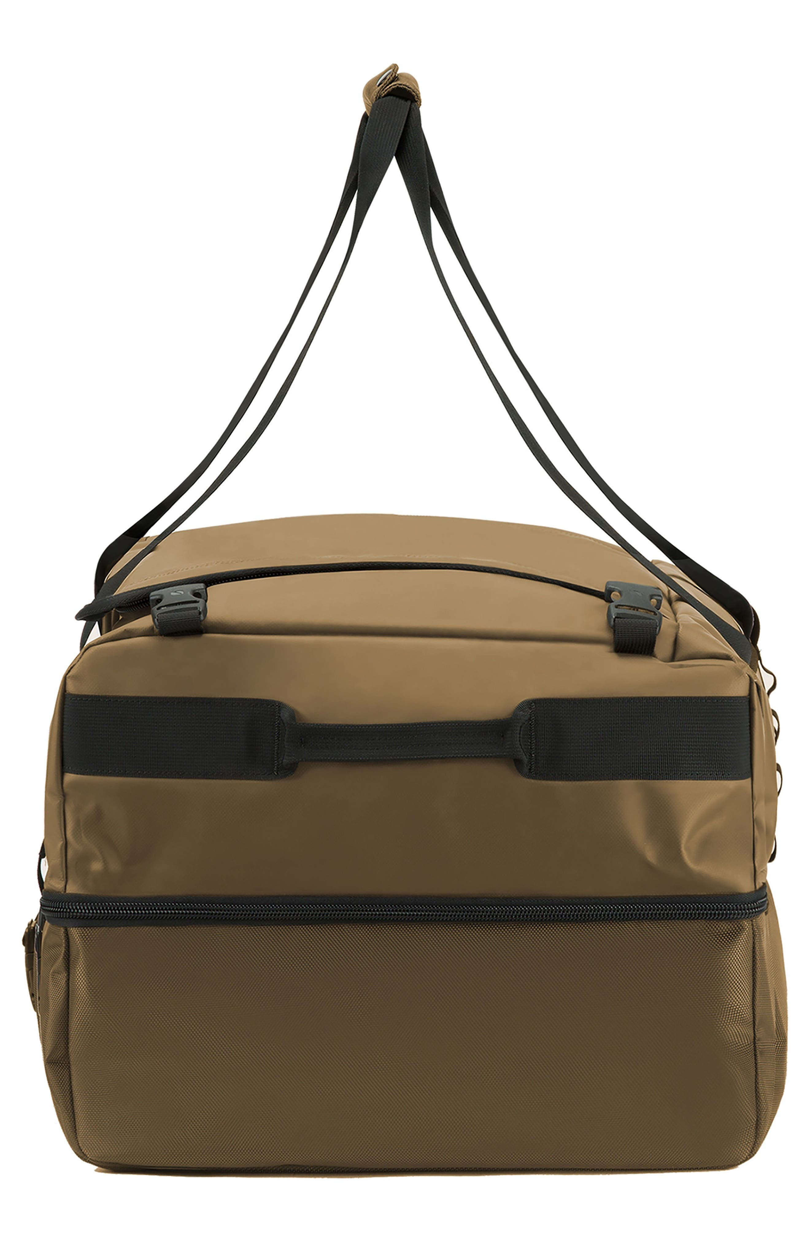 TRACTO Small Split Convertible Duffel Bag,                             Alternate thumbnail 9, color,