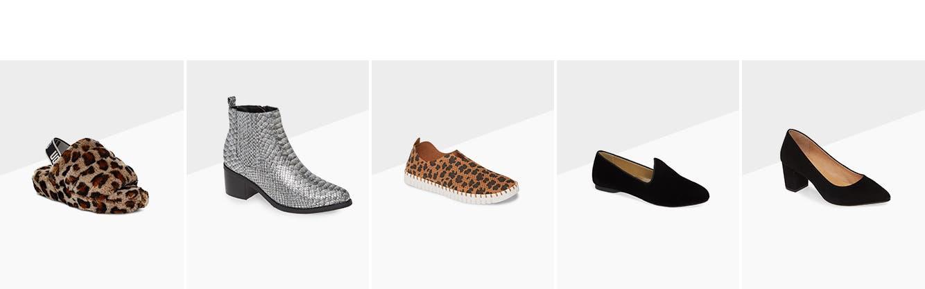 The best women's winter comfort shoes.