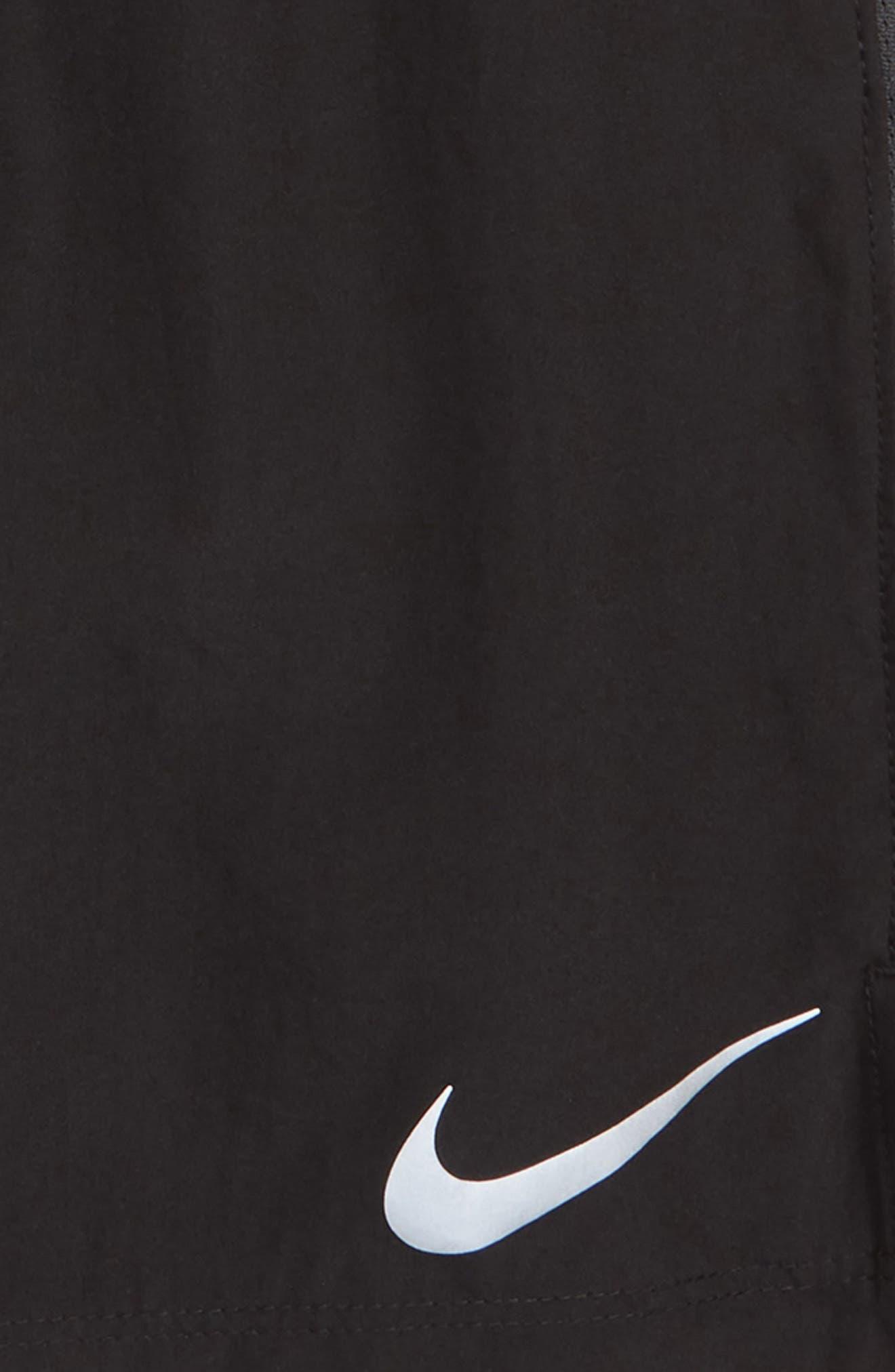 Dry Challenger Shorts,                             Alternate thumbnail 2, color,                             BLACK/ ANTHRACITE