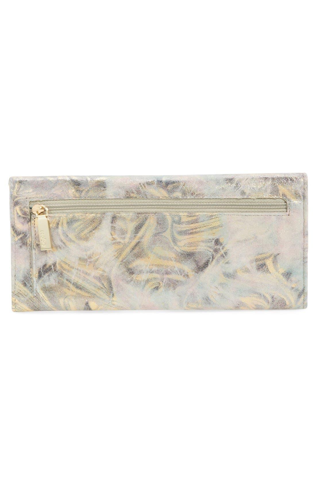 'Sadie' Leather Wallet,                             Alternate thumbnail 135, color,