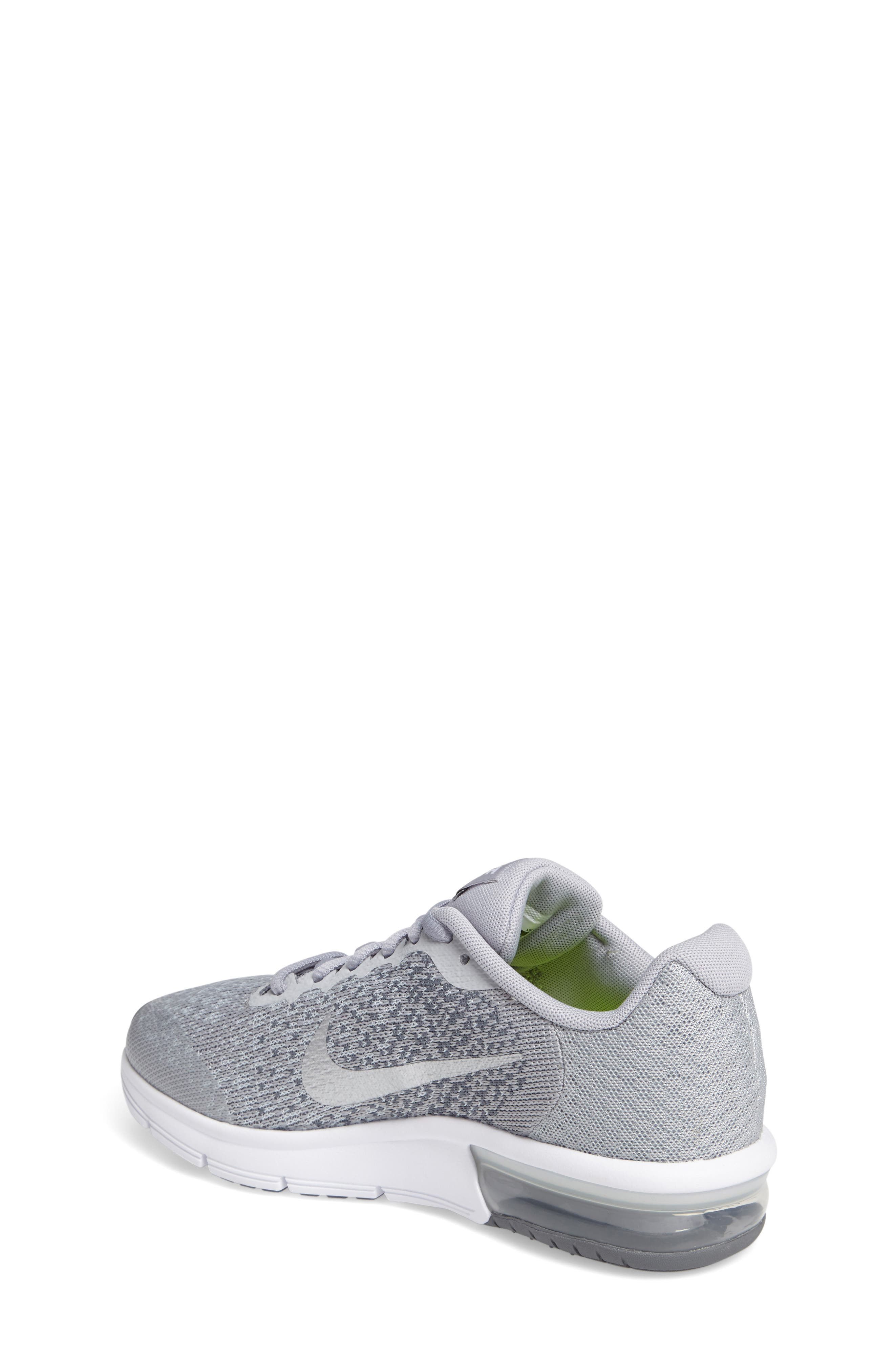 Air Max Sequent 2 Sneaker,                             Alternate thumbnail 2, color,                             020