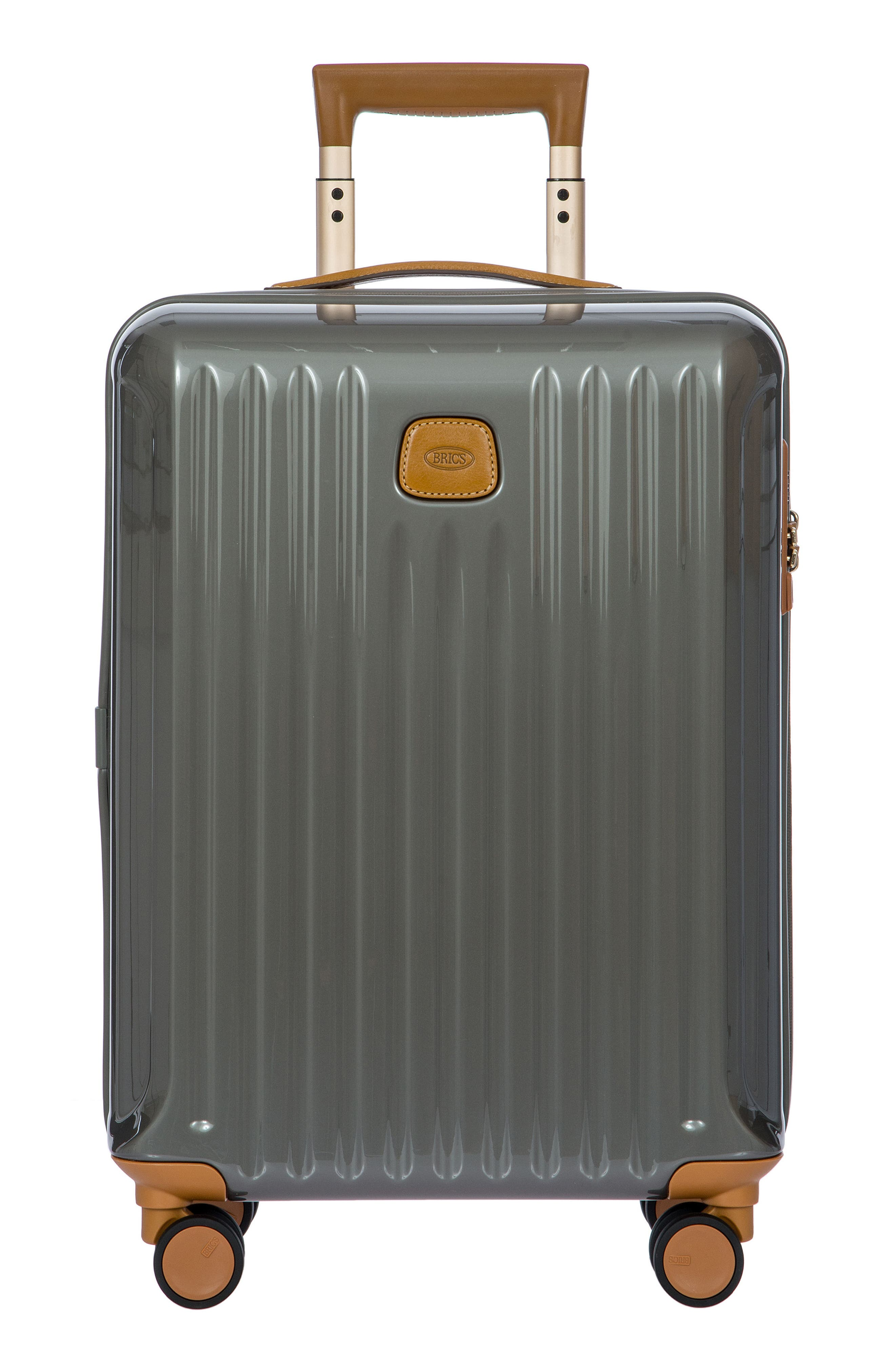 Capri 21-Inch Wheeled Carry-On,                             Alternate thumbnail 10, color,                             GREY