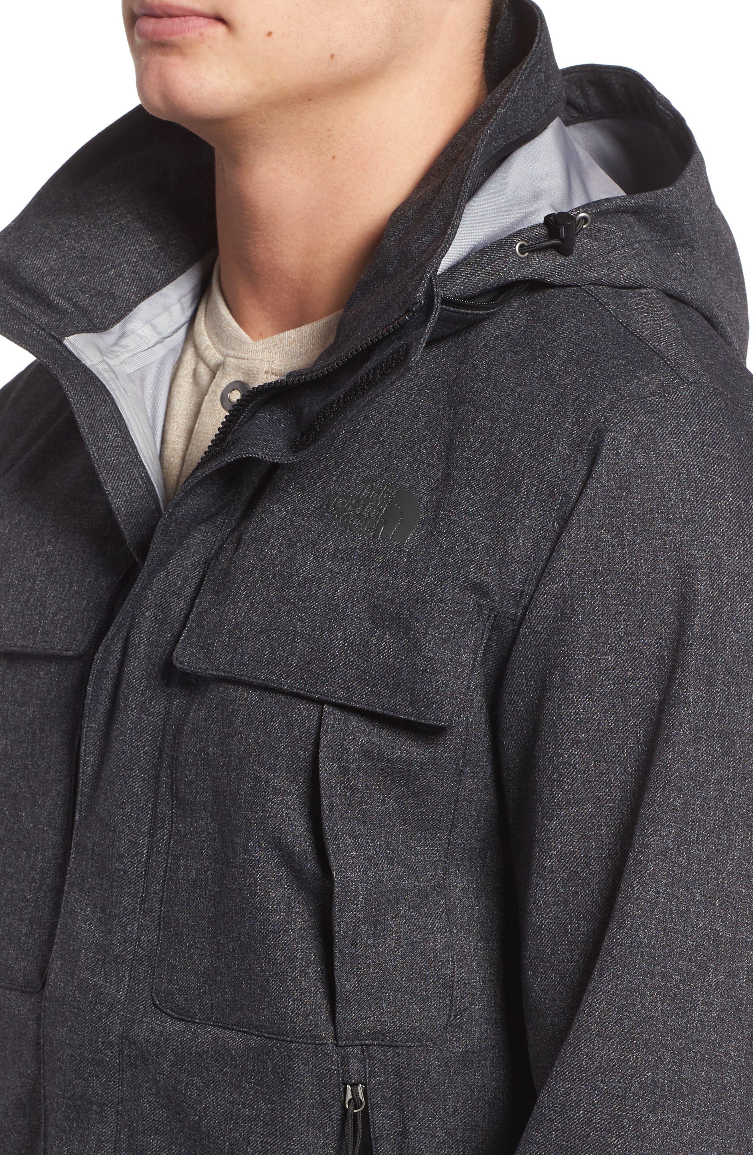 Kassler DryVent Field Jacket,                             Alternate thumbnail 4, color,                             001