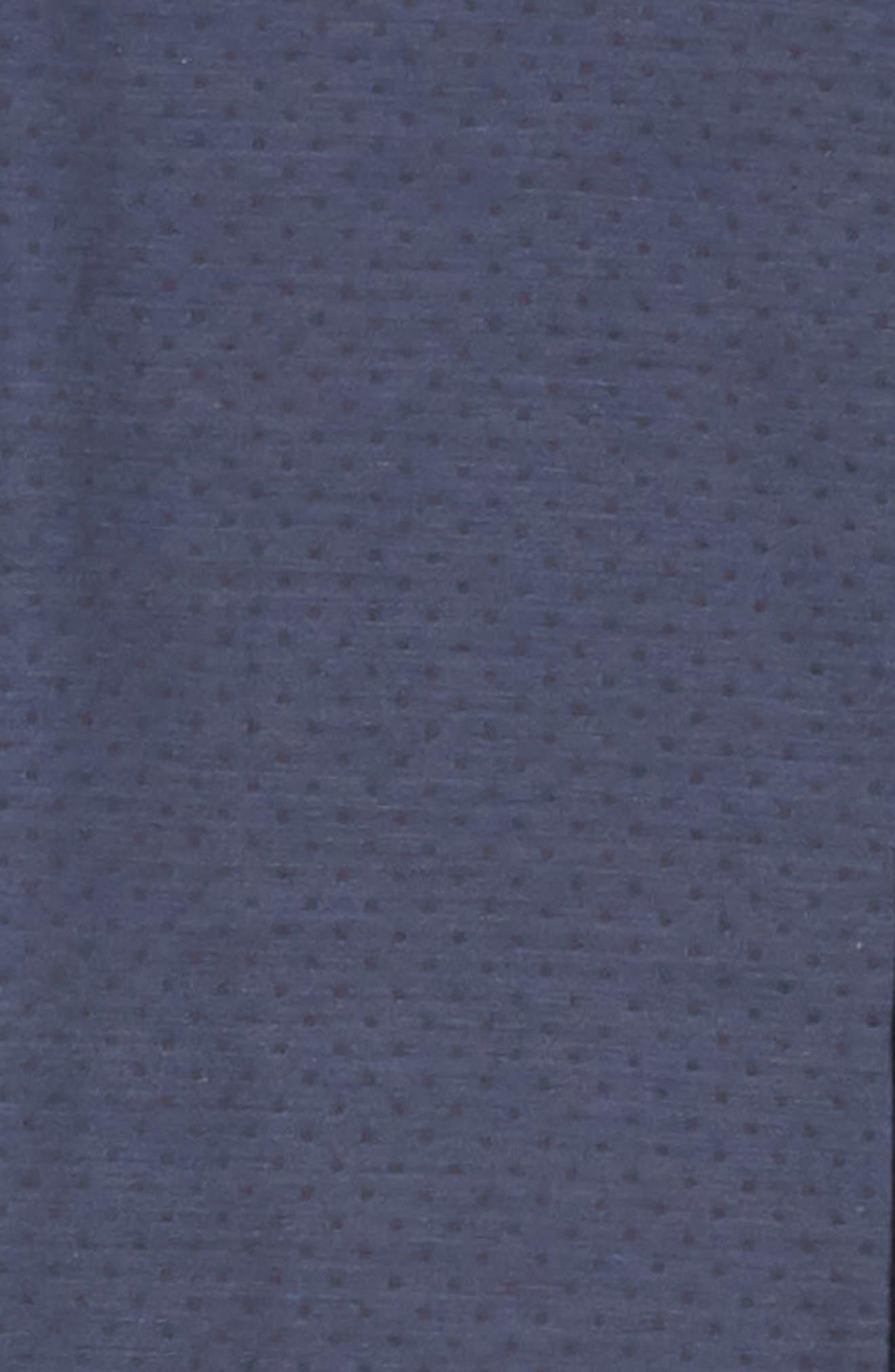 Mixed Print Sport Shirt,                             Alternate thumbnail 7, color,                             NAVY
