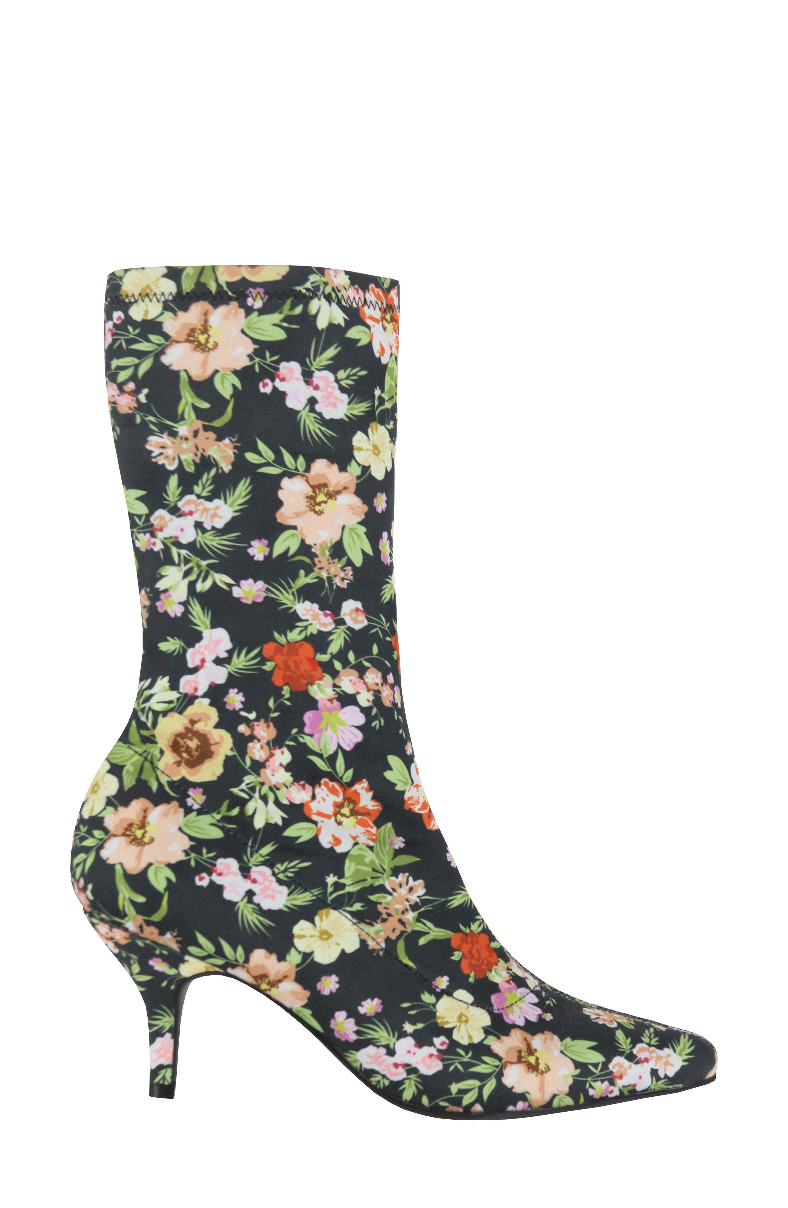 Camilla Sock Boot,                             Alternate thumbnail 8, color,