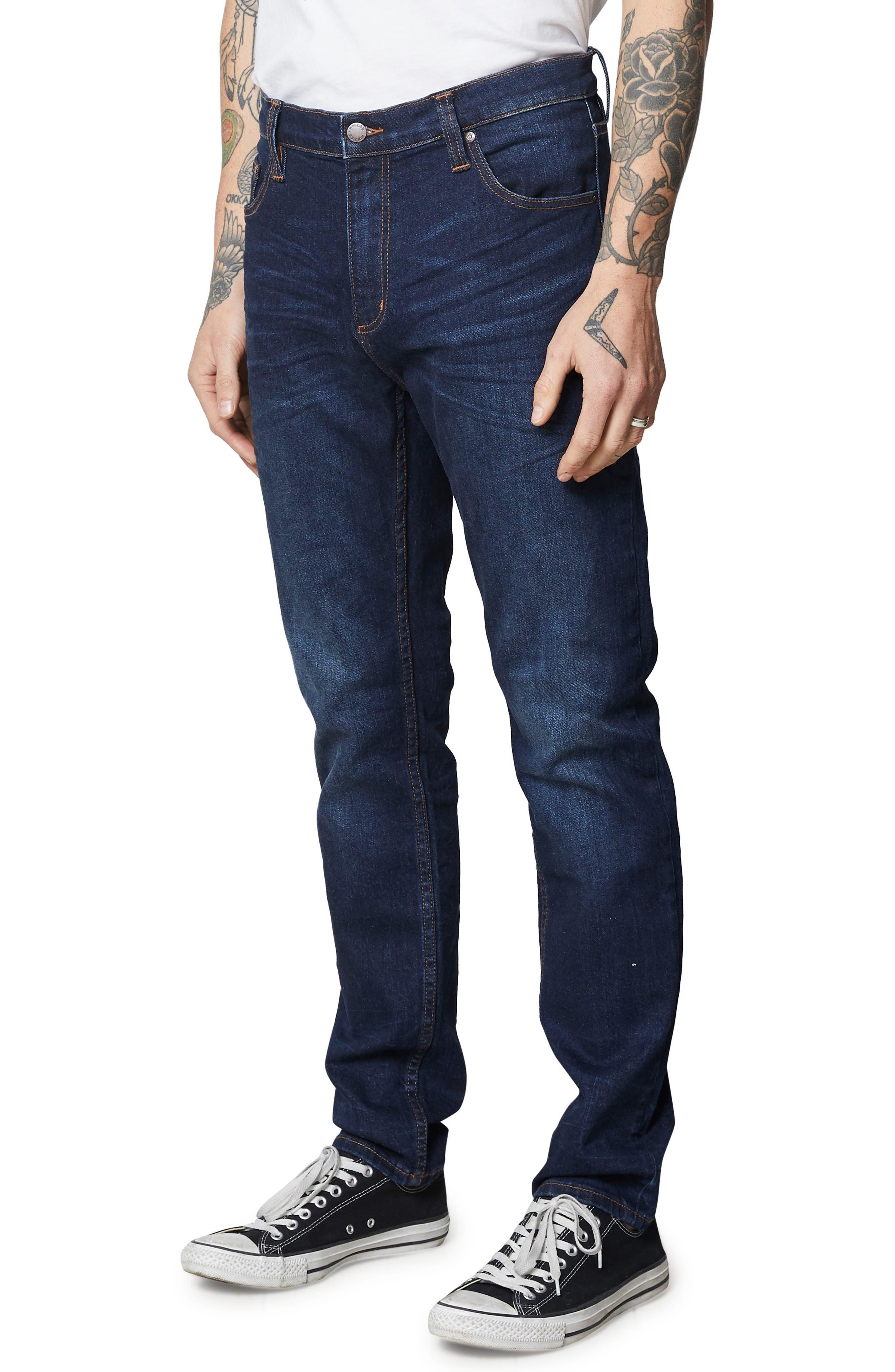 ROLLA'S,                             Tim Slims Slim Fit Jeans,                             Alternate thumbnail 3, color,                             406