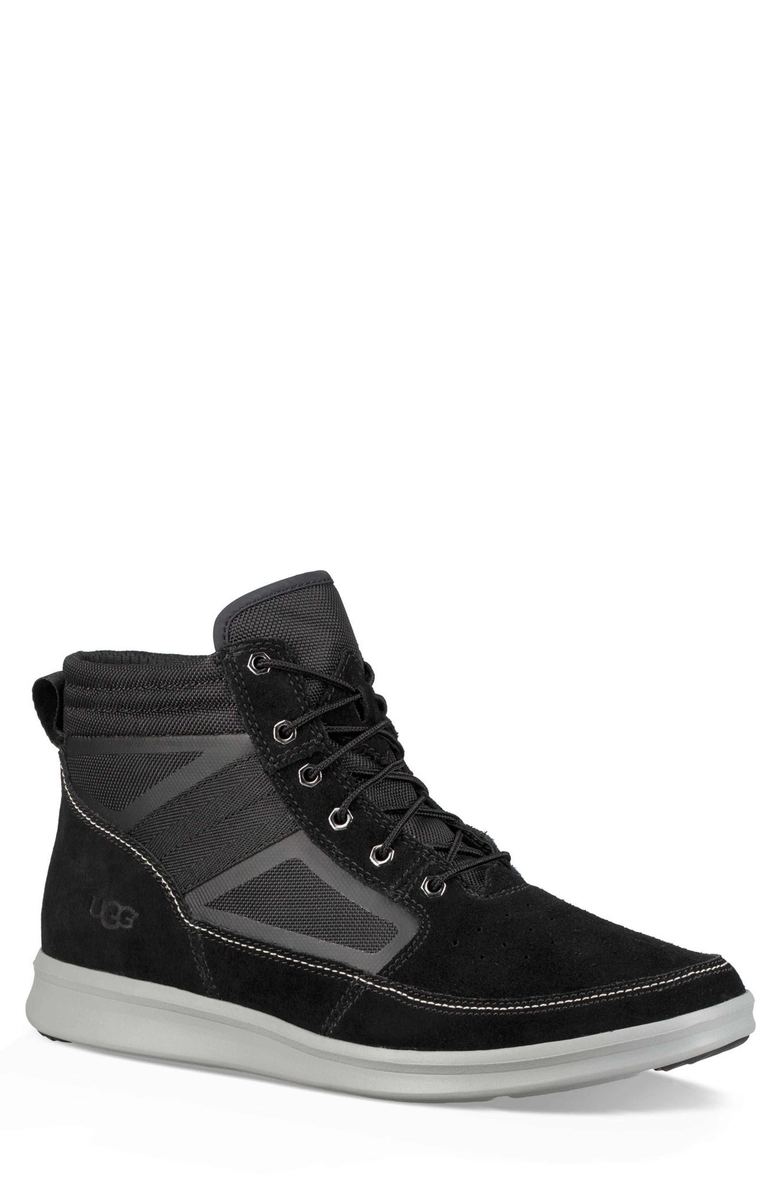 Hepner Moc Toe Boot,                         Main,                         color, 001