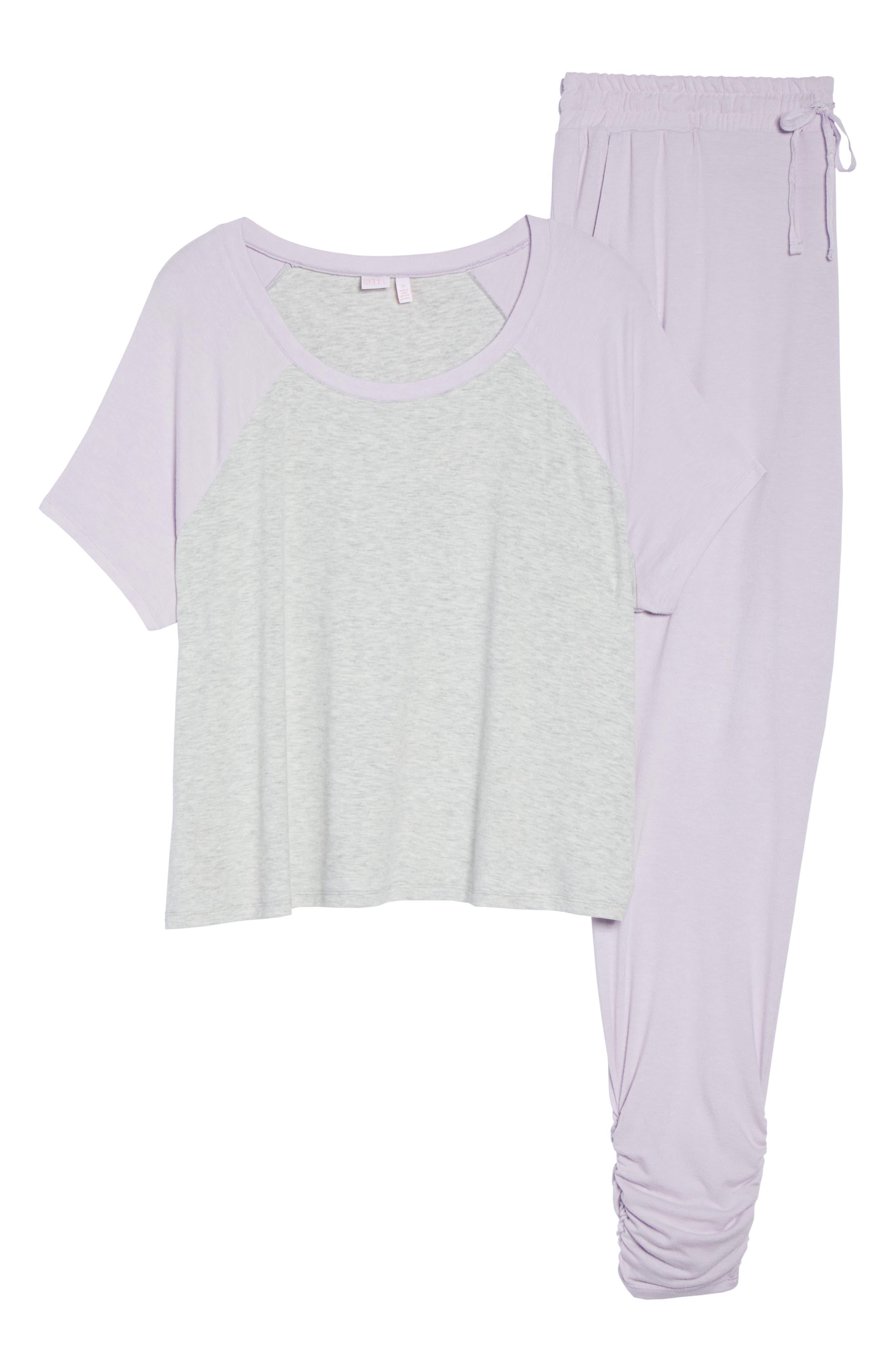 Cloud 9 Pajamas,                             Alternate thumbnail 6, color,                             050