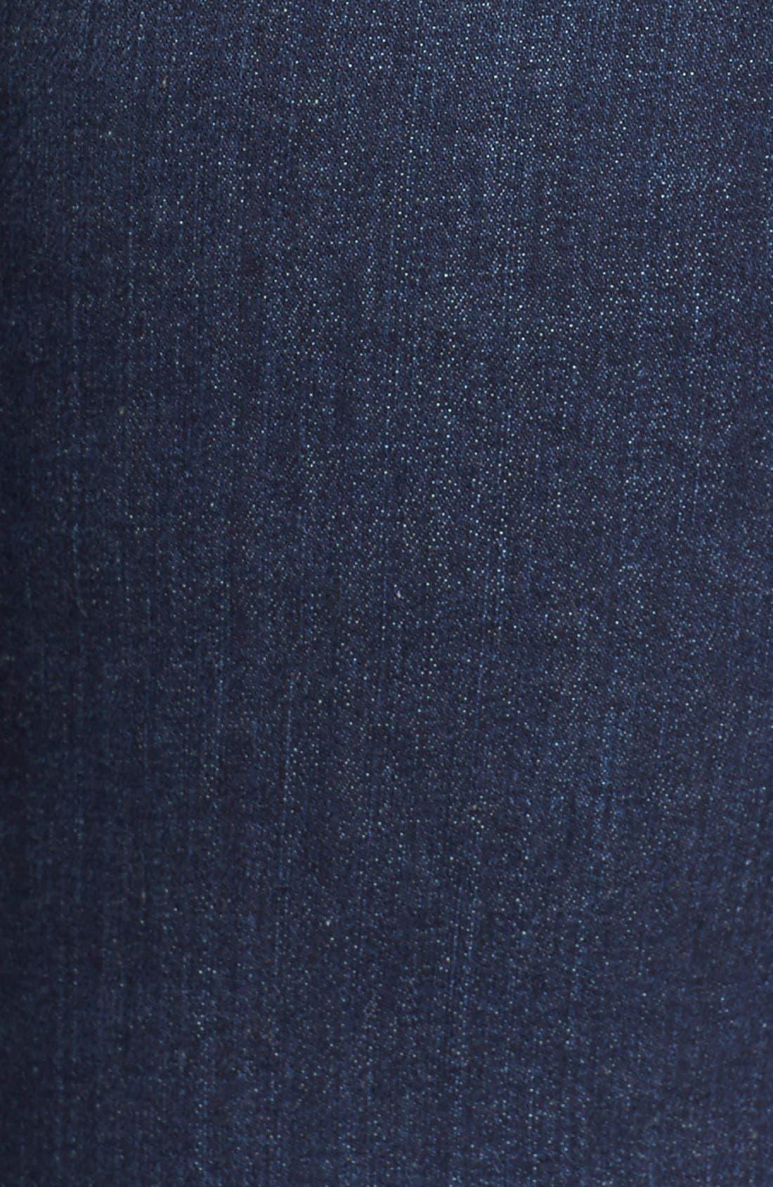 'Catherine' Stretch Boyfriend Jeans,                             Alternate thumbnail 7, color,                             CAREFULNESS