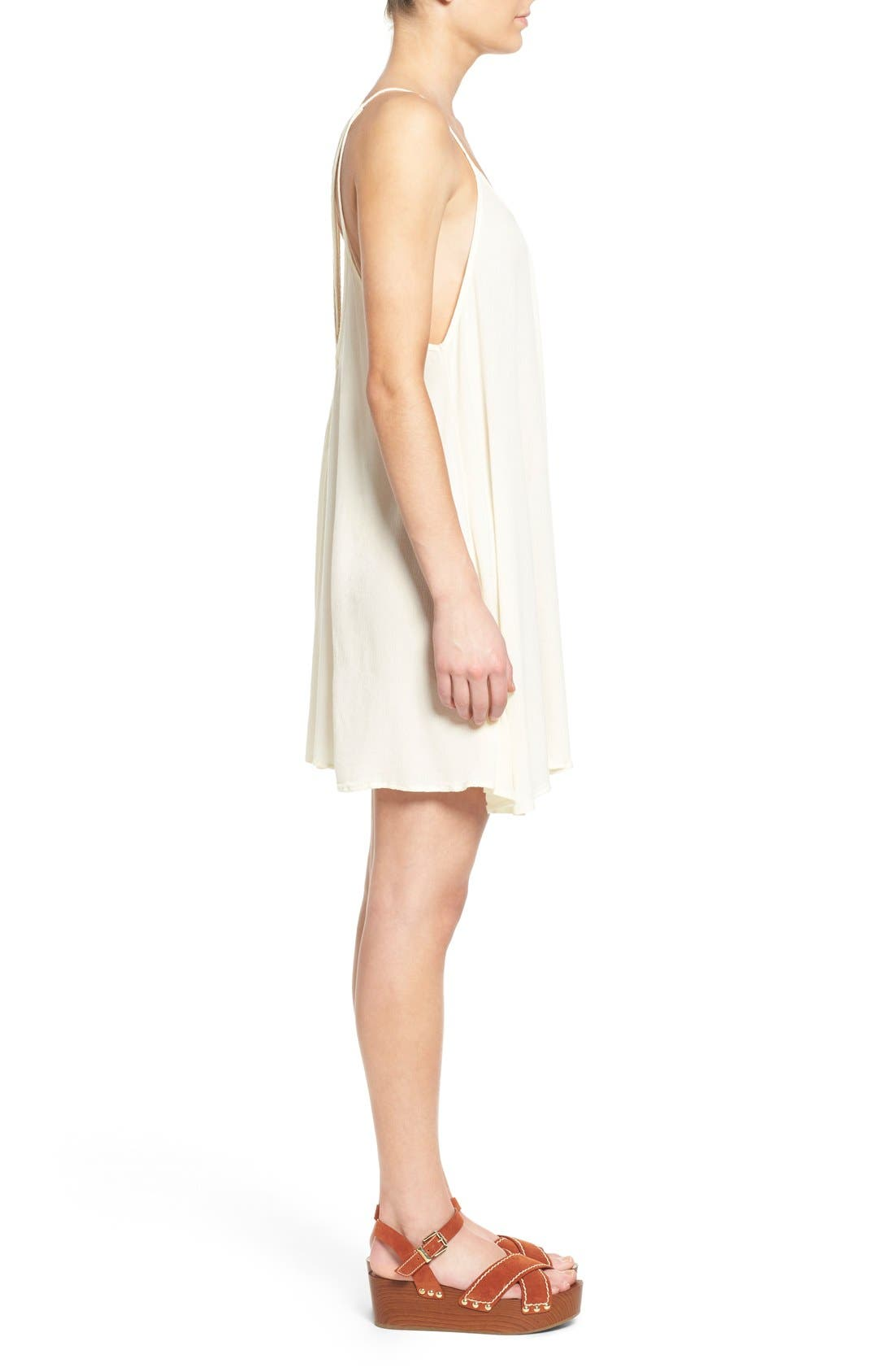 'Windy' Scoop Neck Shift Dress,                             Alternate thumbnail 10, color,