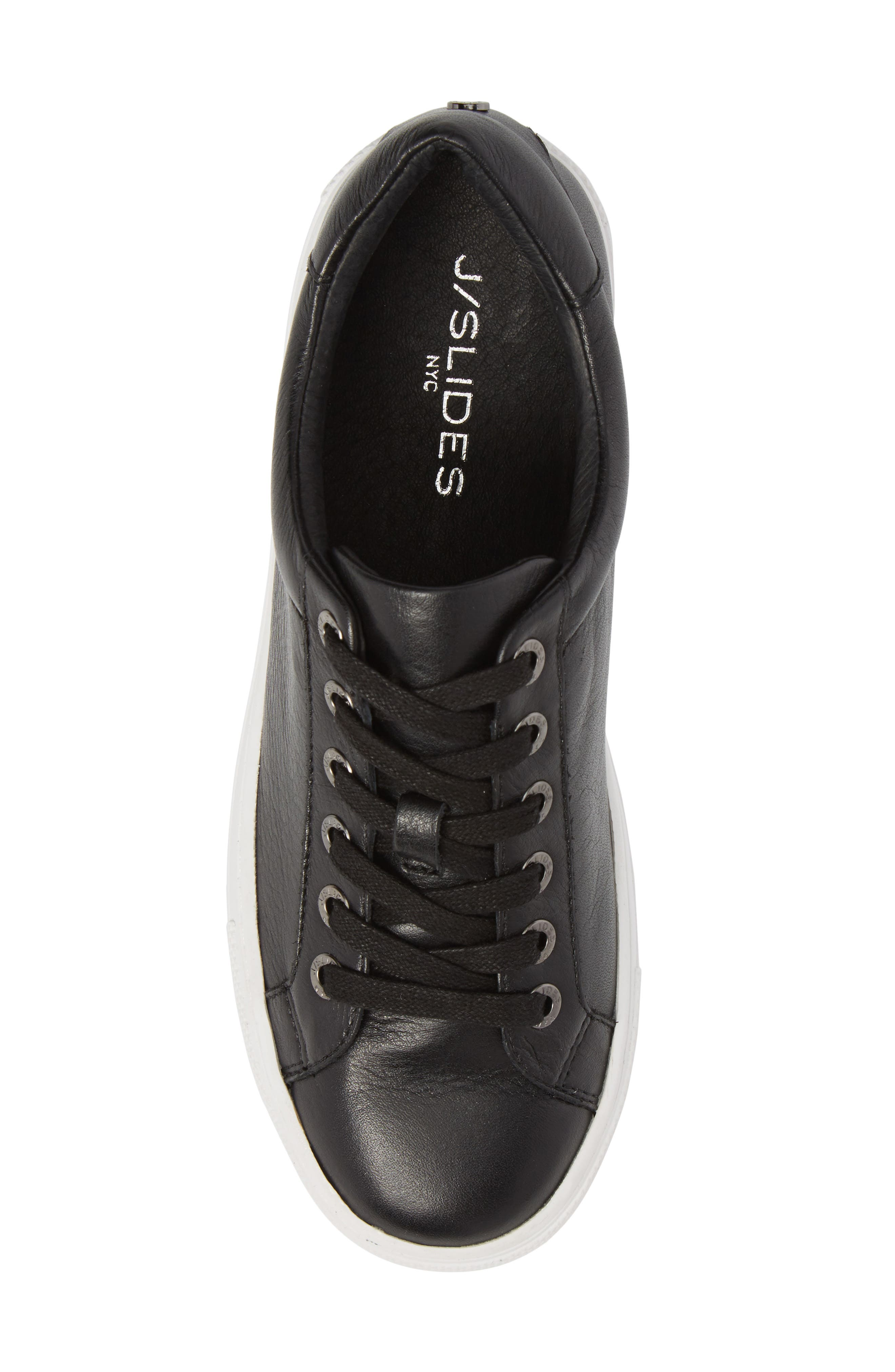 Sapphire Platform Sneaker,                             Alternate thumbnail 5, color,                             015