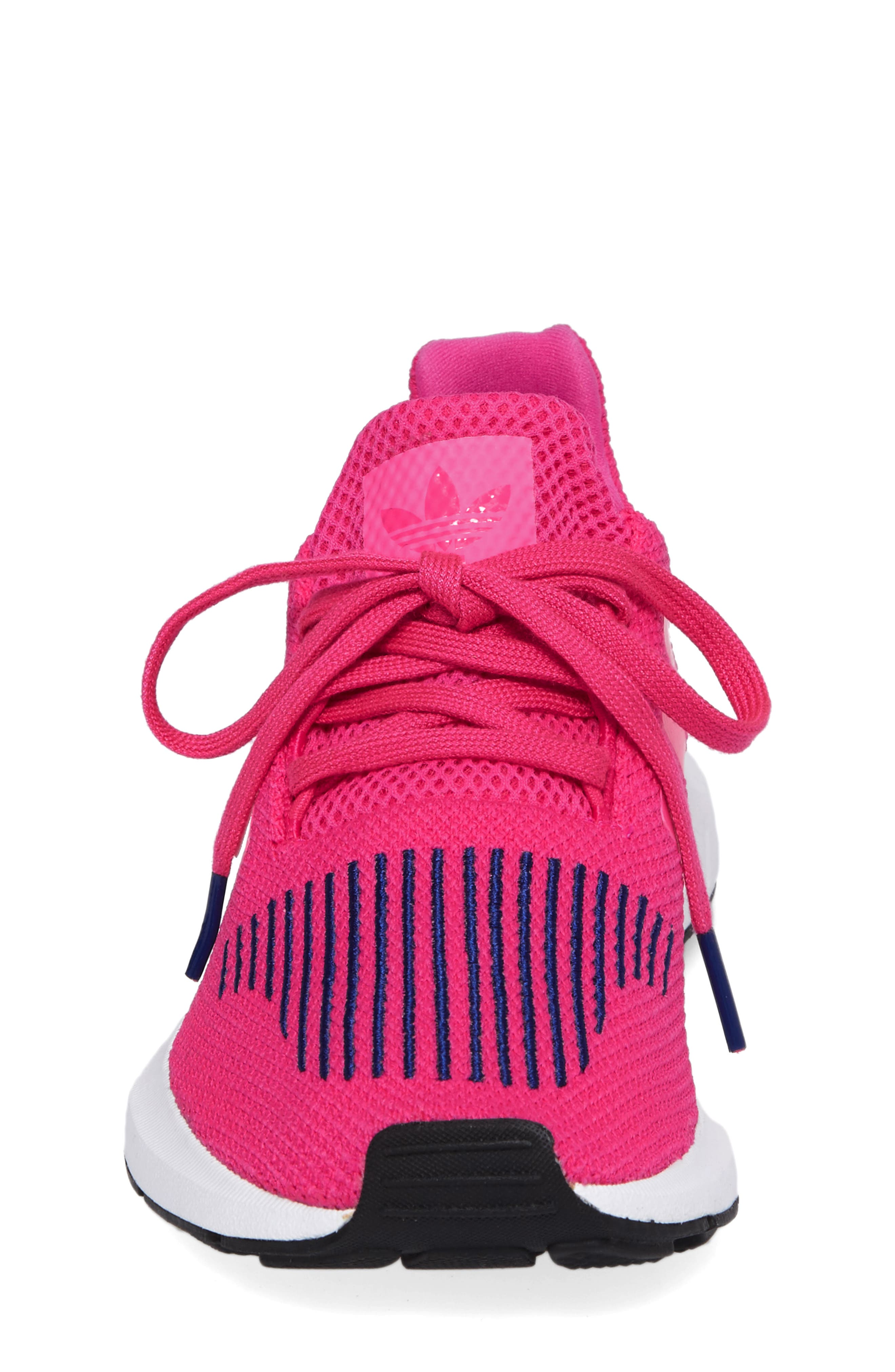 Swift Run Sock Knit Sneaker,                             Alternate thumbnail 4, color,                             672