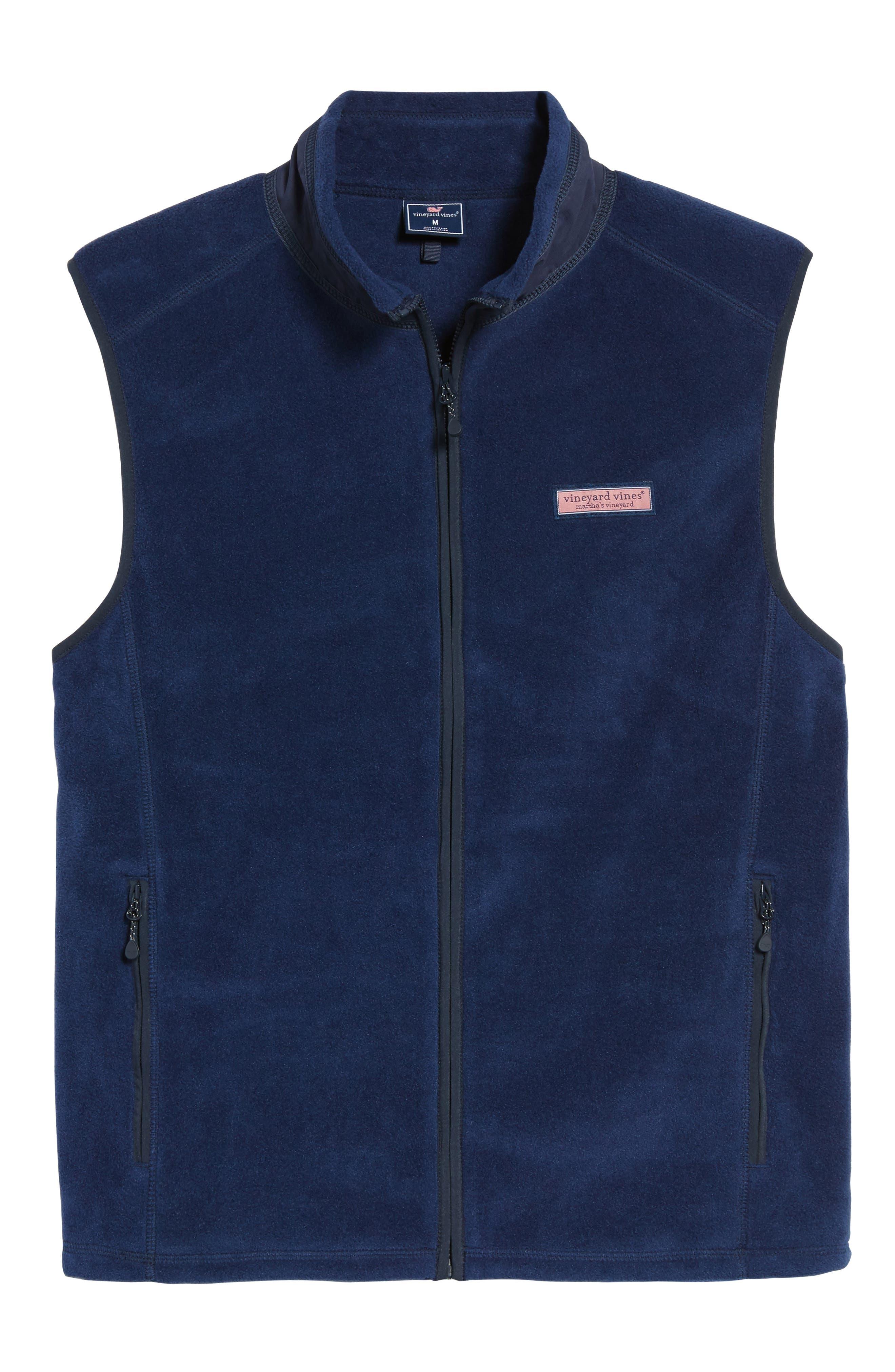 Fleece Vest,                             Alternate thumbnail 6, color,                             407