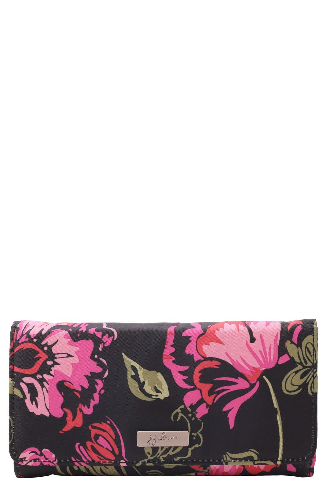 Legacy Be Rich Trifold Clutch Wallet,                             Main thumbnail 1, color,                             003