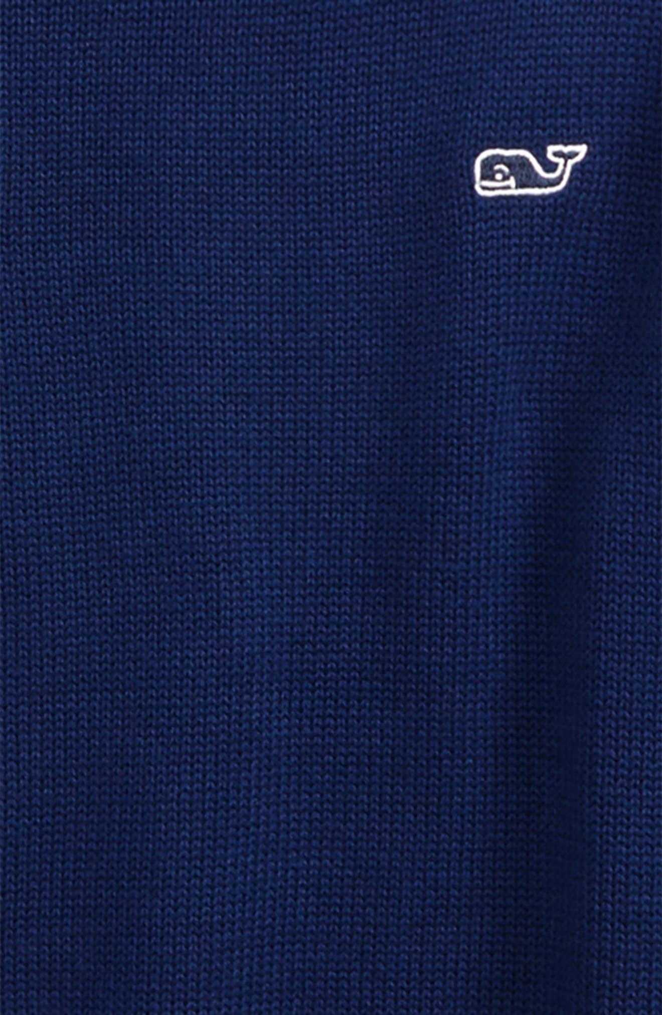 Classic Crewneck Sweater,                             Alternate thumbnail 3, color,