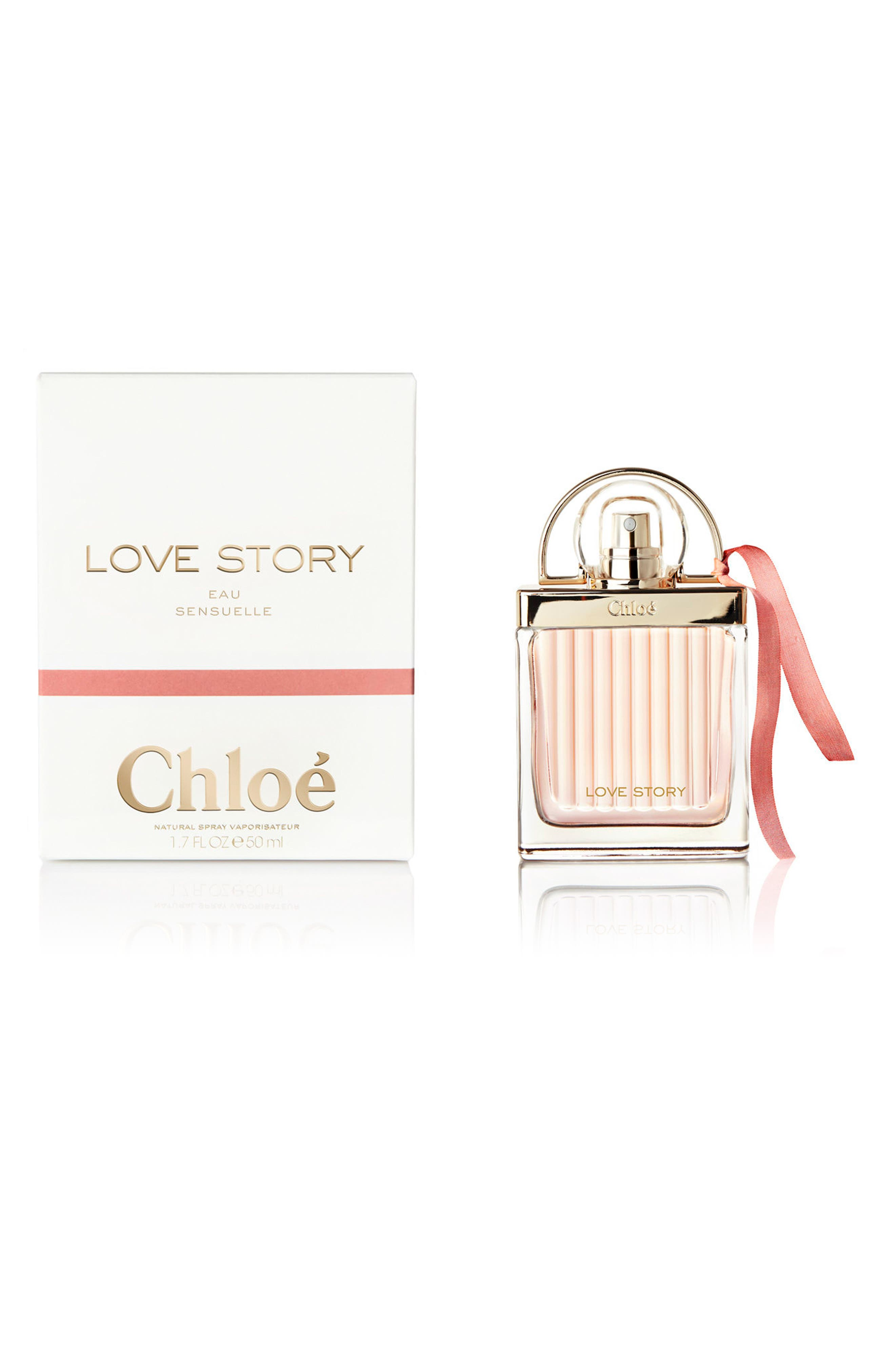 Love Story Eau Sensuelle Eau de Parfum,                             Alternate thumbnail 3, color,                             NO COLOR