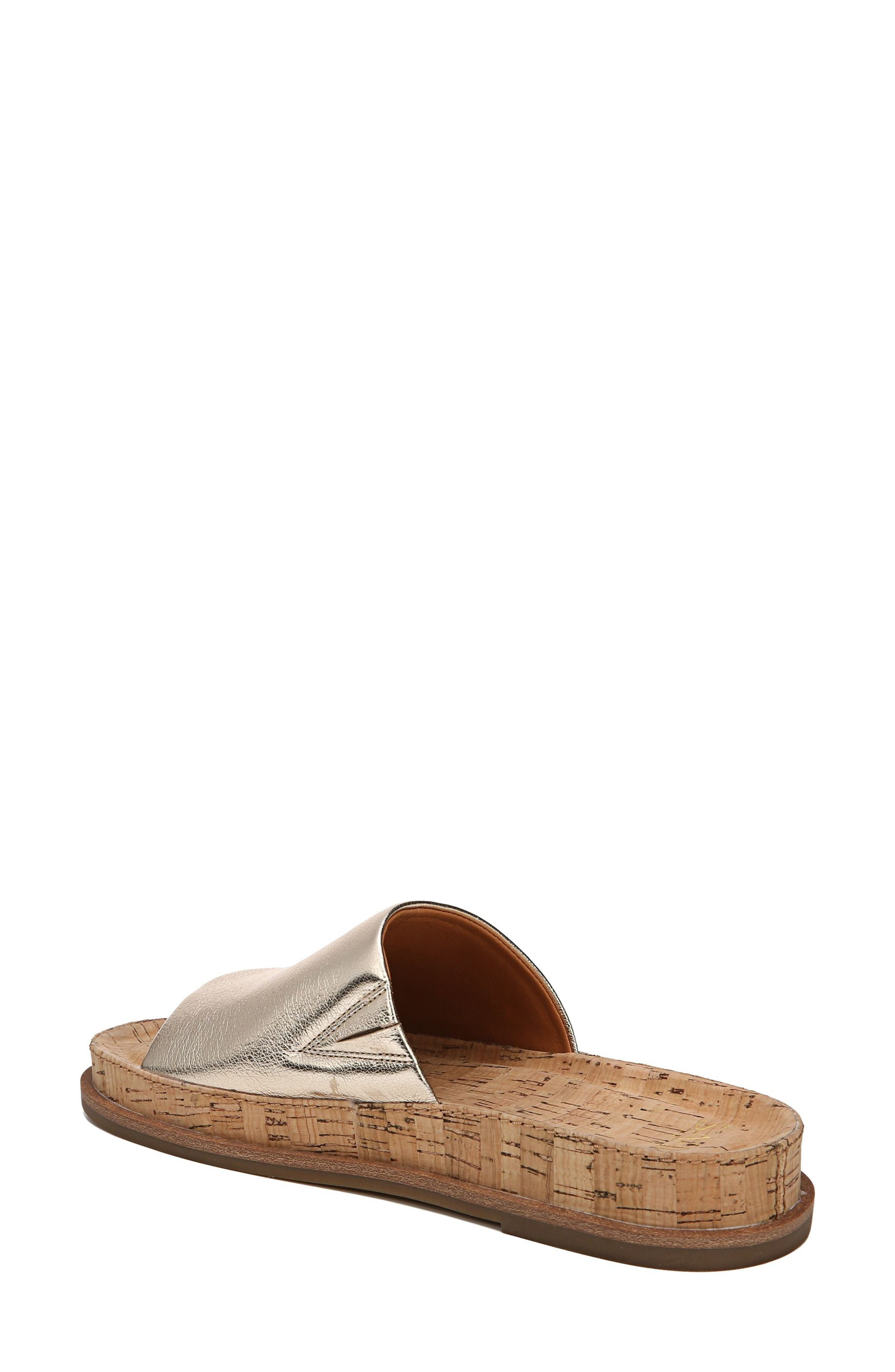 Tal Slide Sandal,                             Alternate thumbnail 6, color,