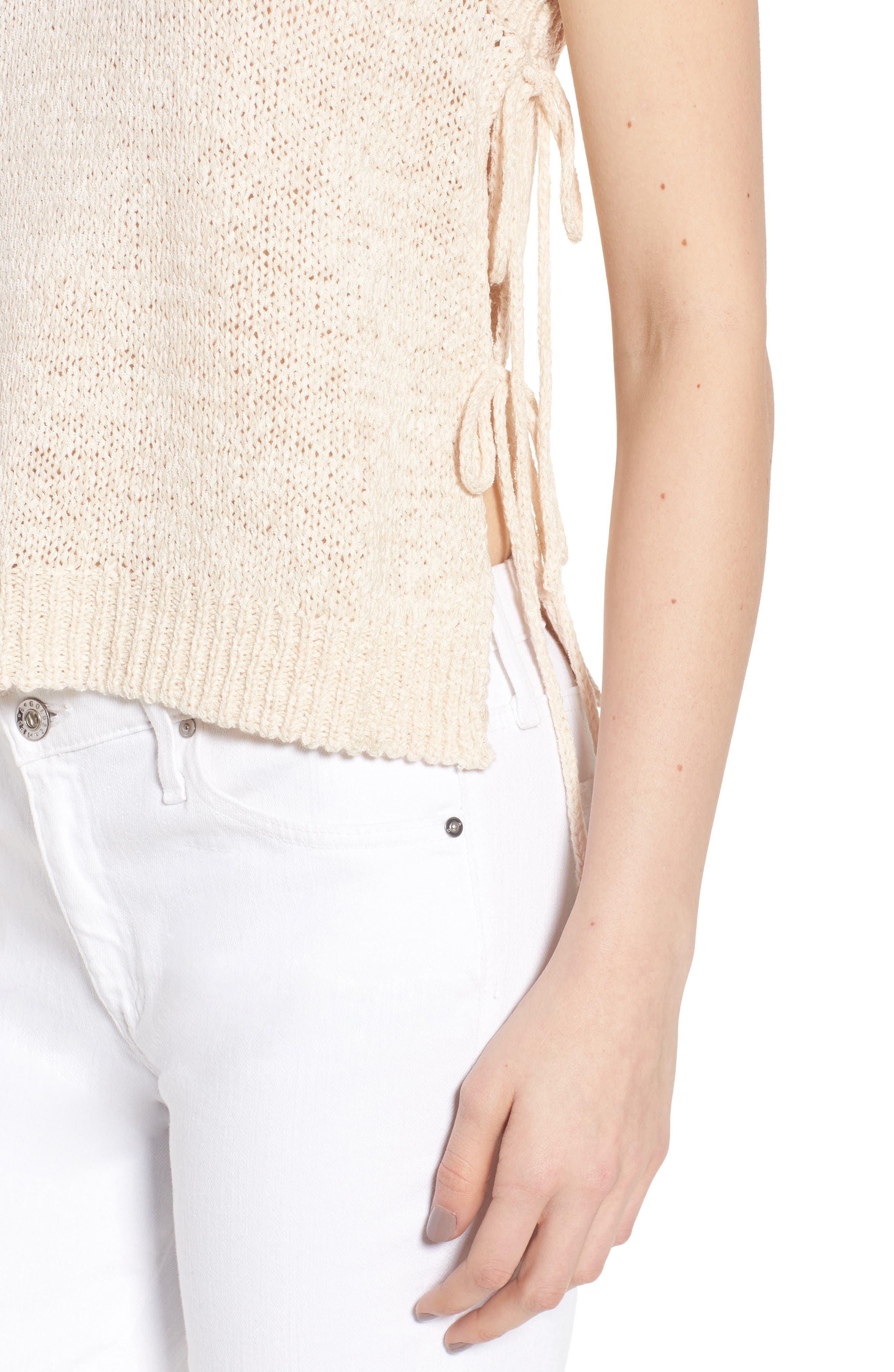 CUPCAKES AND CASHMERE,                             Chantell Sweater Tank,                             Alternate thumbnail 4, color,                             250
