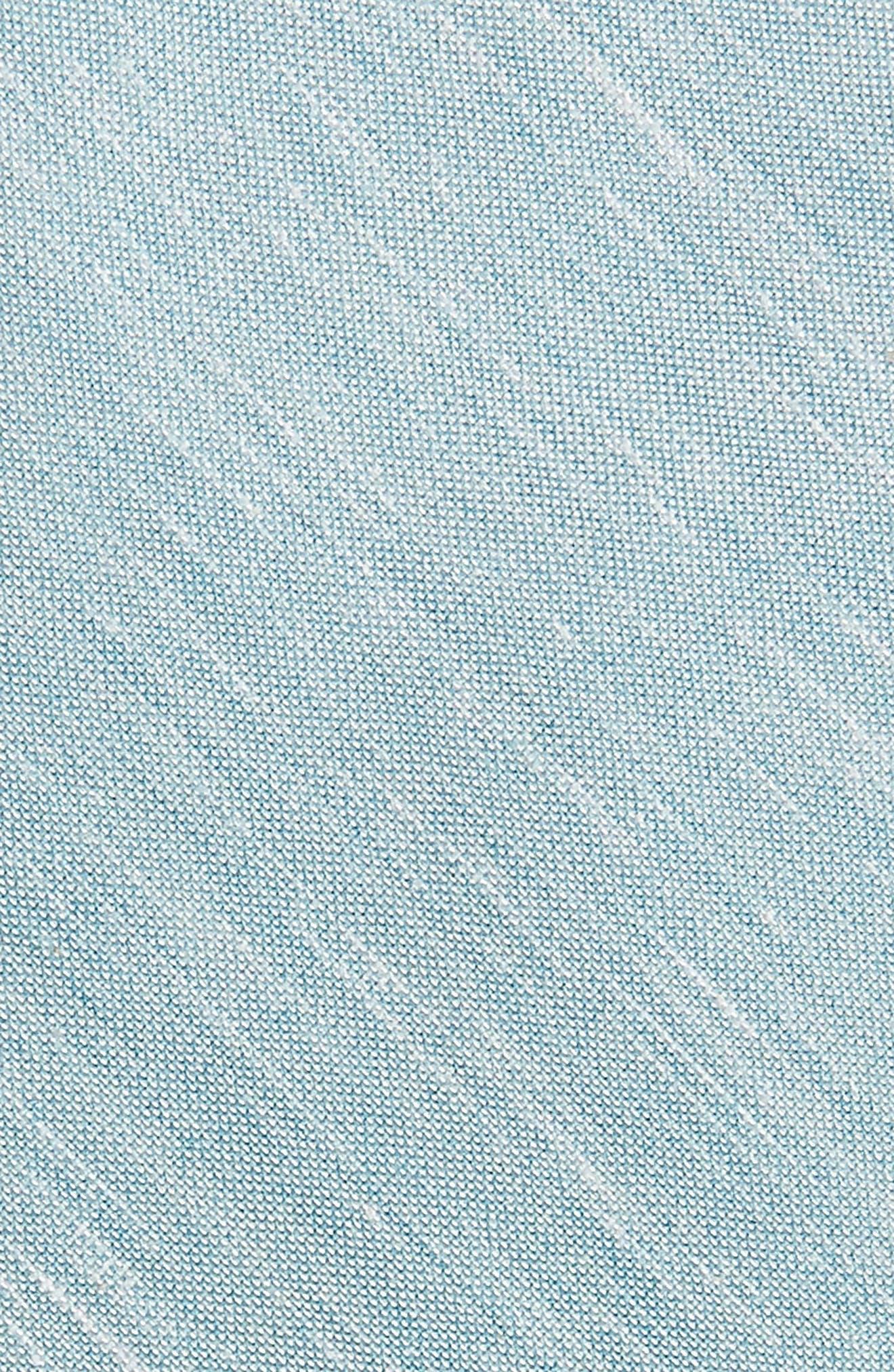 Marcus Solid Cotton Blend Tie,                             Alternate thumbnail 7, color,
