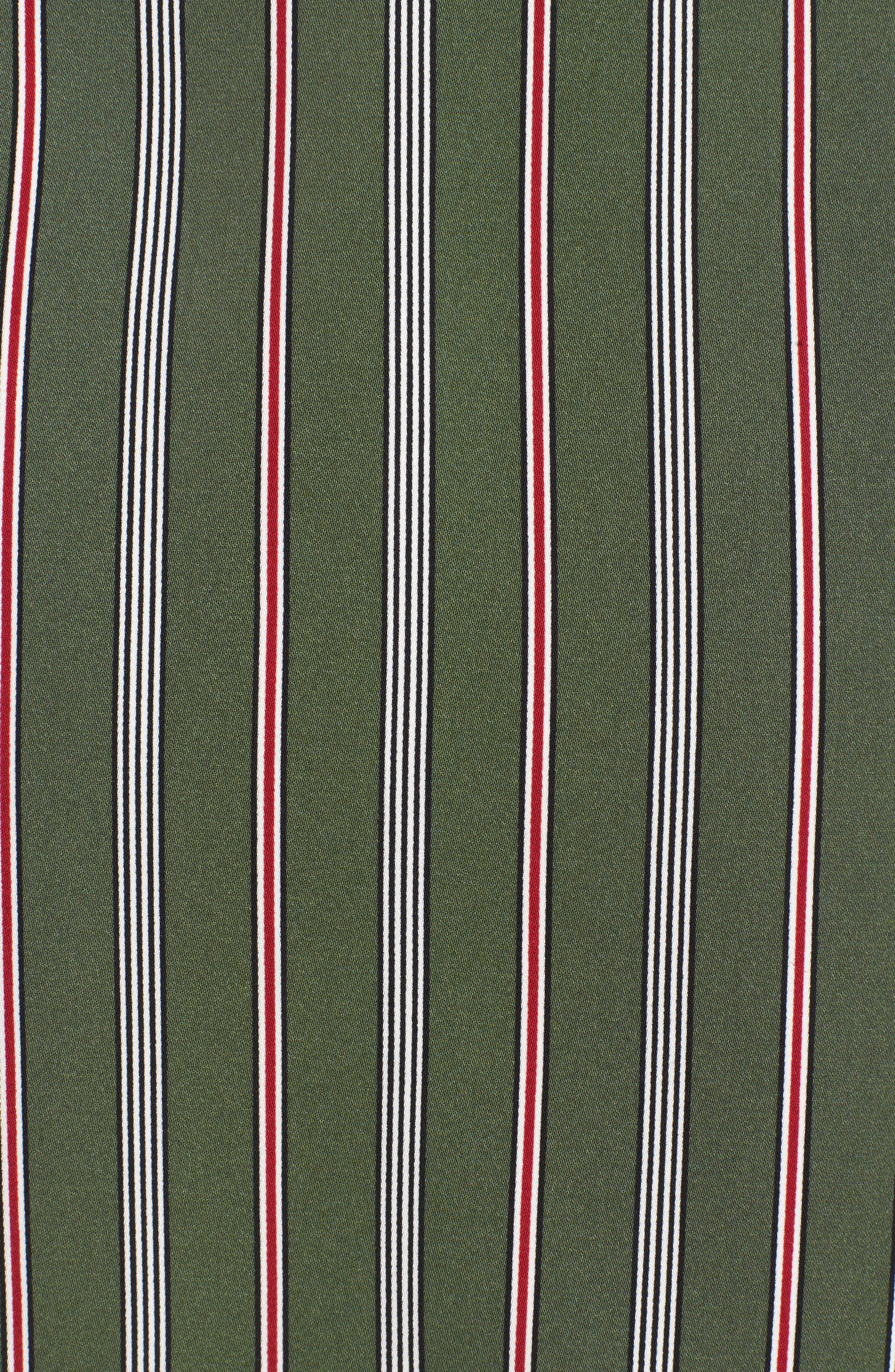 Axial Stripe Miniskirt,                             Alternate thumbnail 5, color,                             300