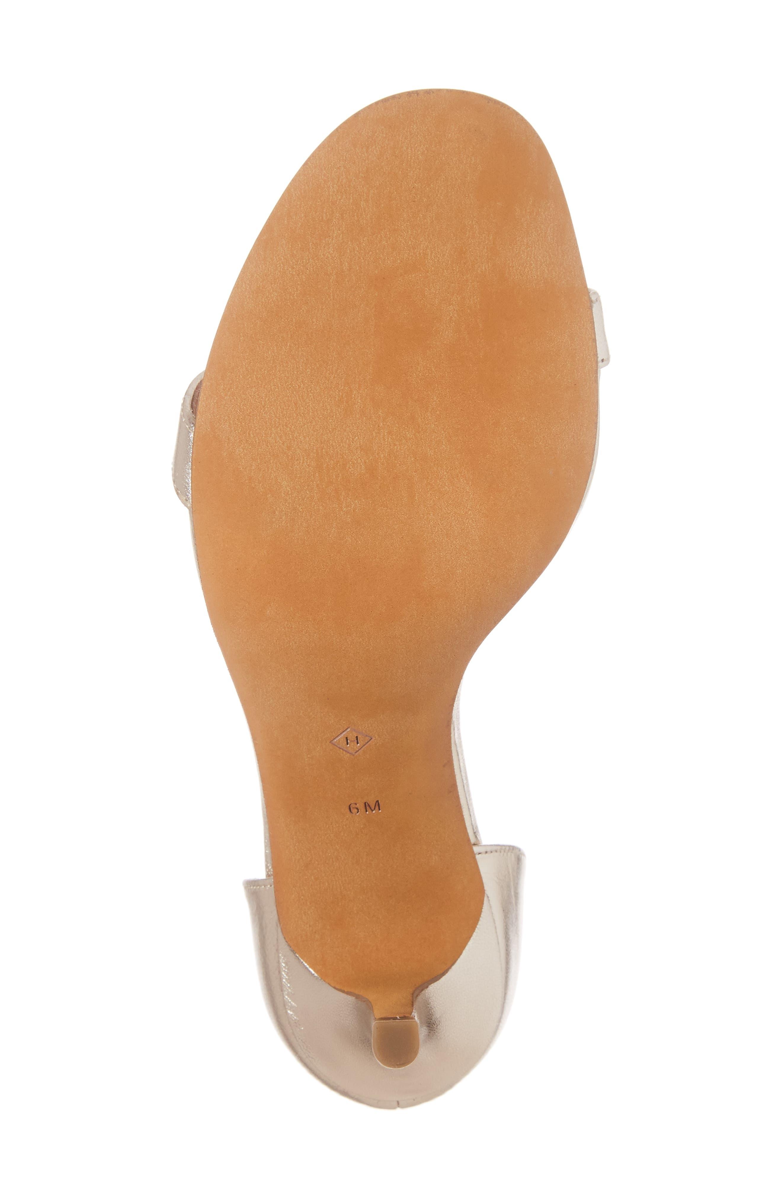Audrey Ankle Strap Sandal,                             Alternate thumbnail 122, color,