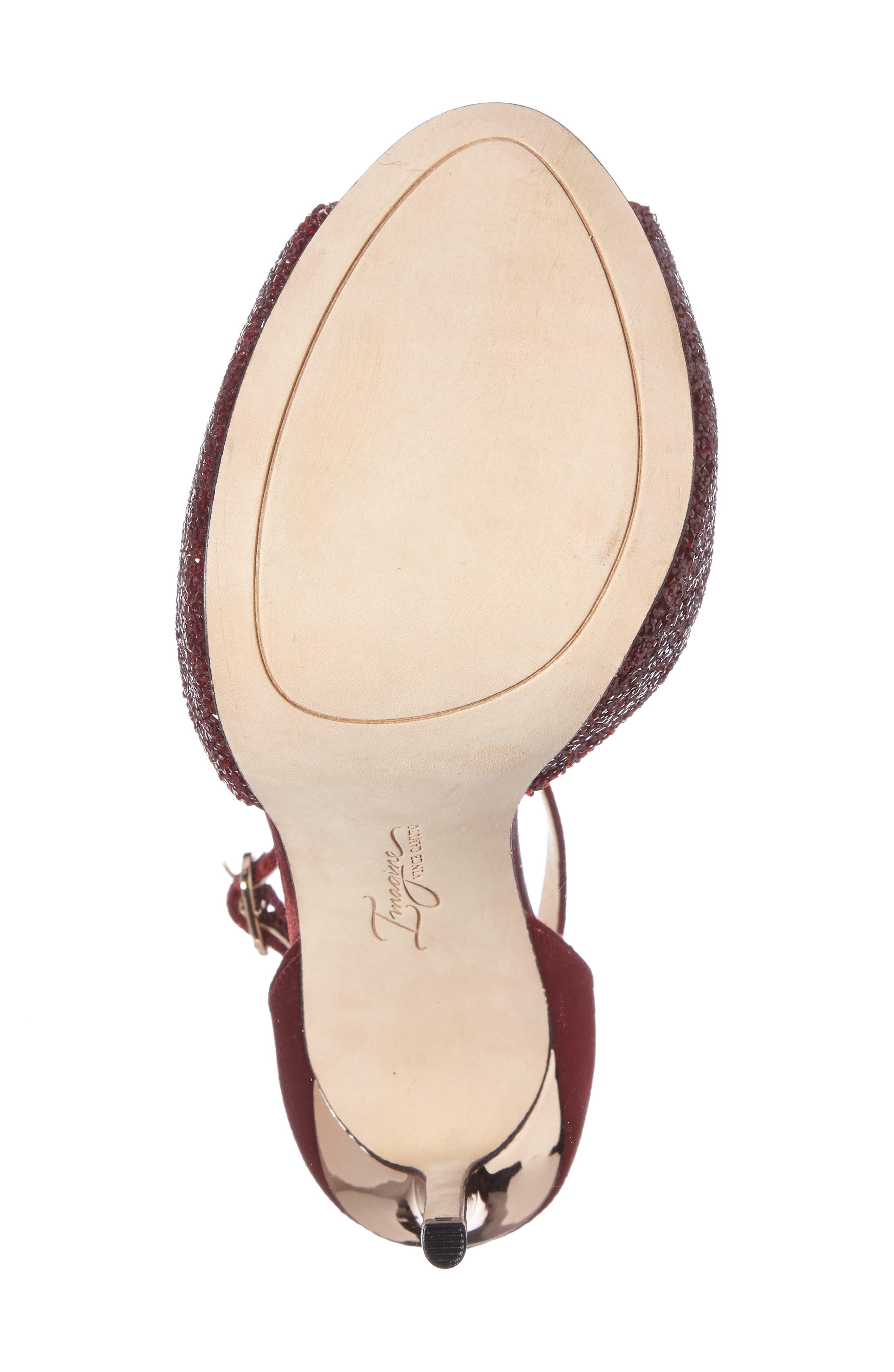 Karleigh Platform Sandal,                             Alternate thumbnail 20, color,