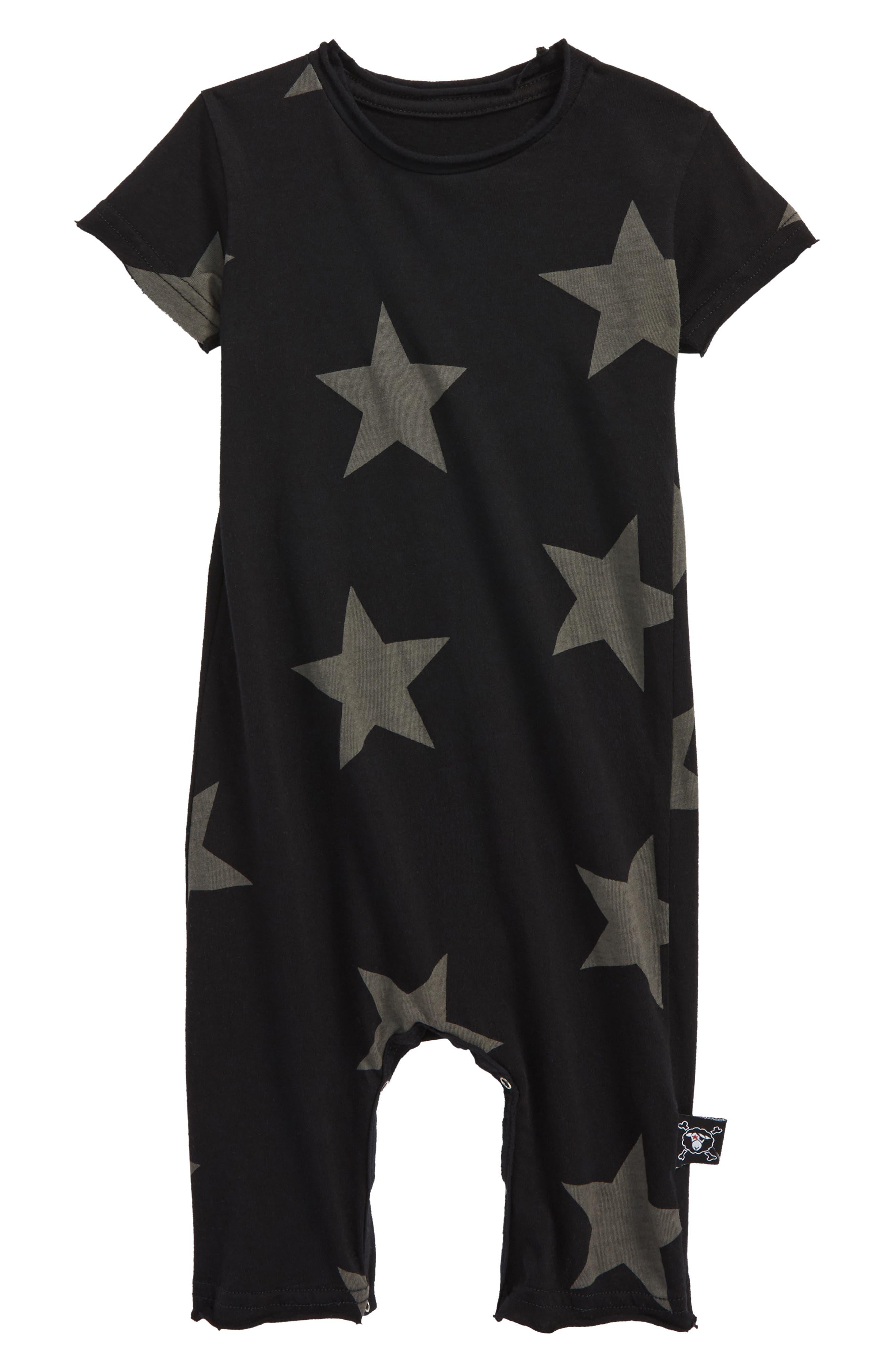 Star Romper,                         Main,                         color, 001