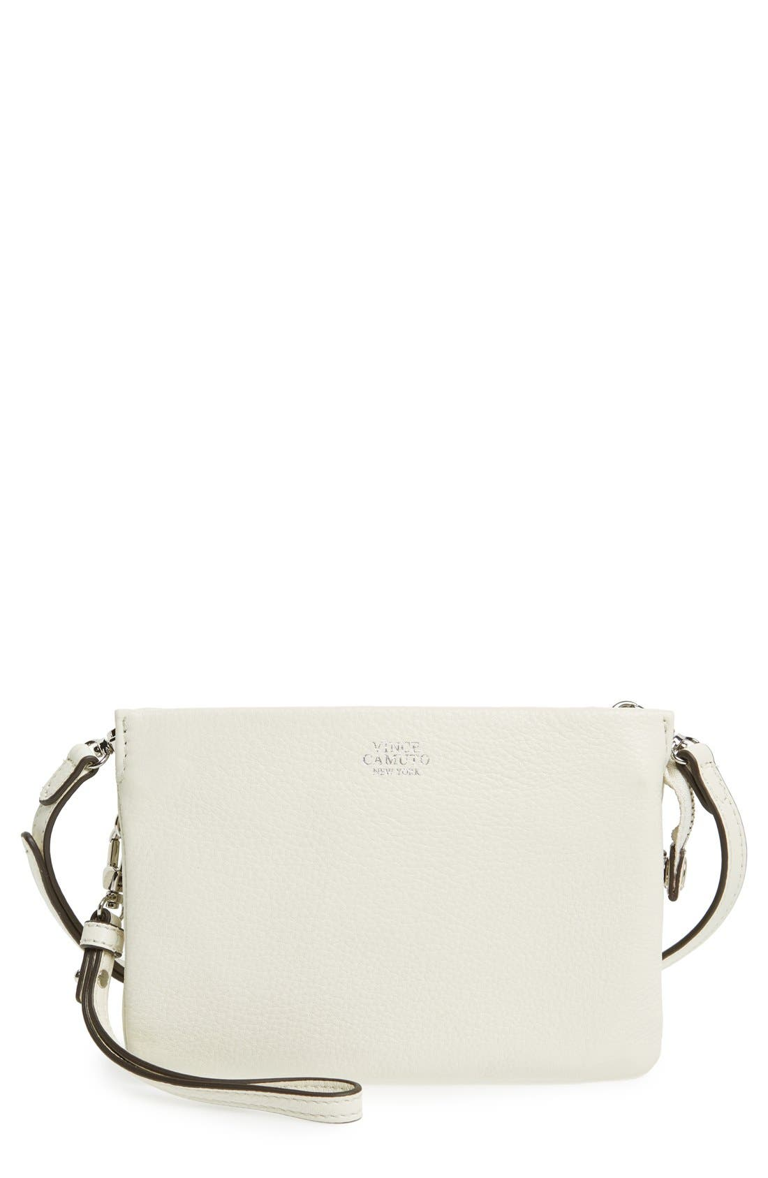 'Cami' Leather Crossbody Bag,                             Main thumbnail 9, color,