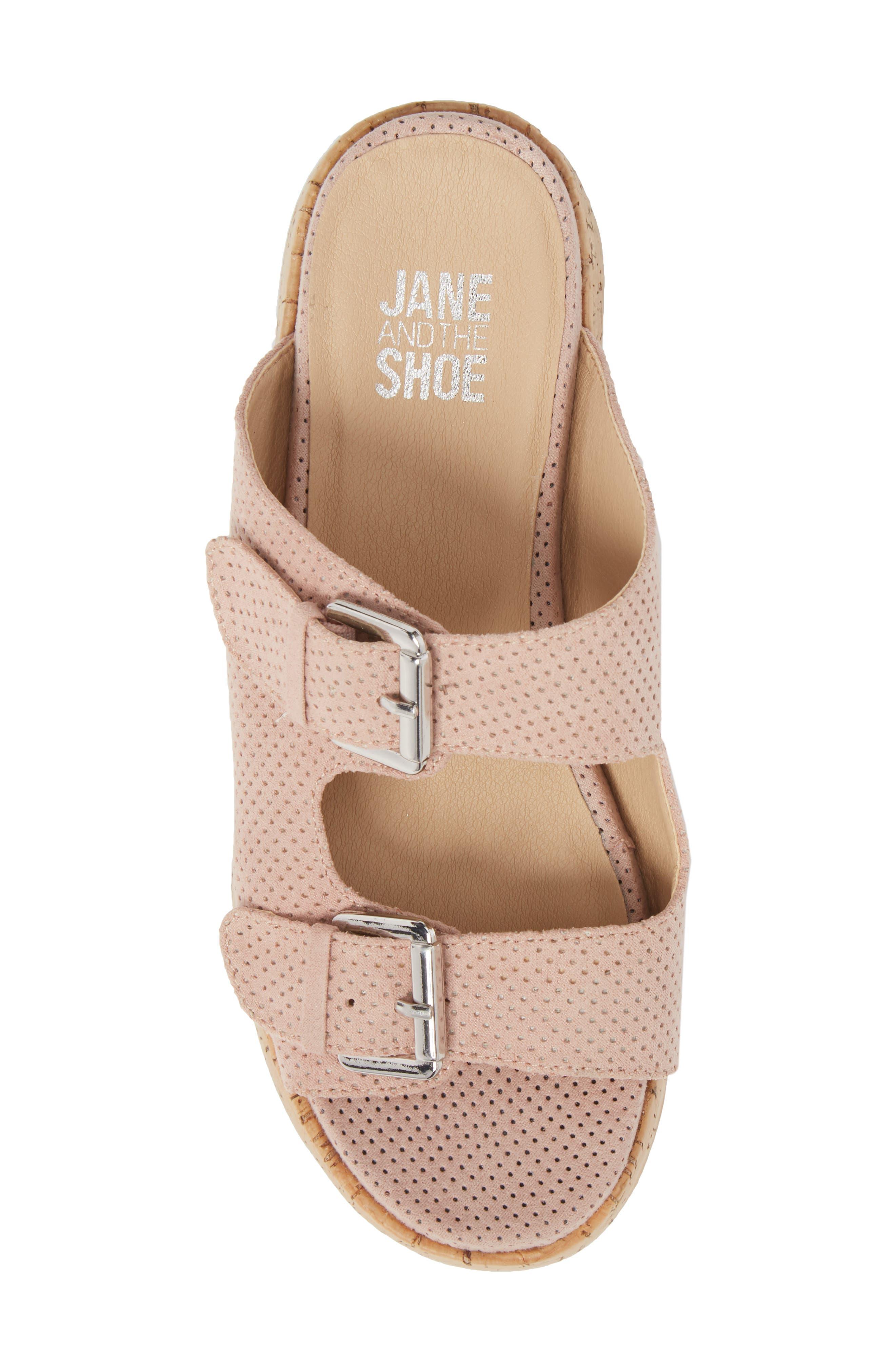 Jordan Two-Buckle Slide Sandal,                             Alternate thumbnail 29, color,