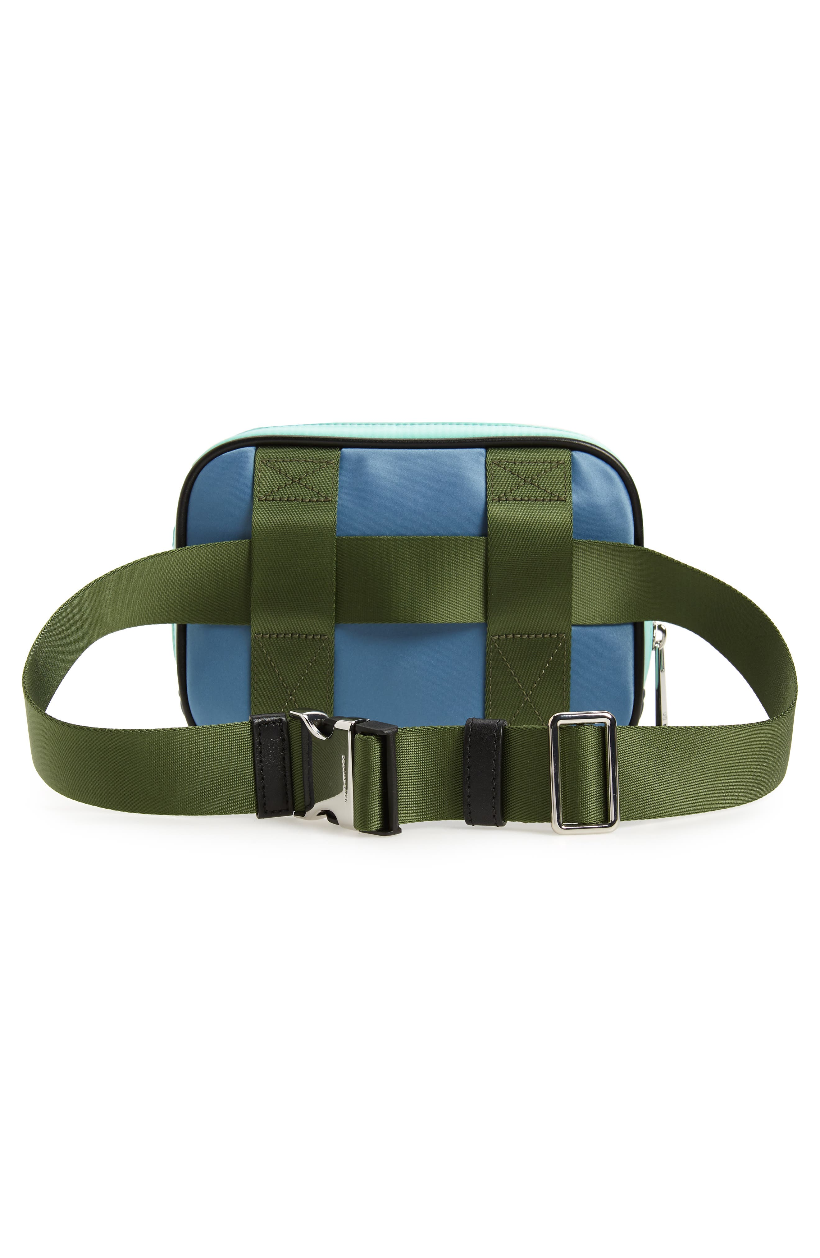 Sport Colorblock Belt Bag,                             Alternate thumbnail 4, color,                             332