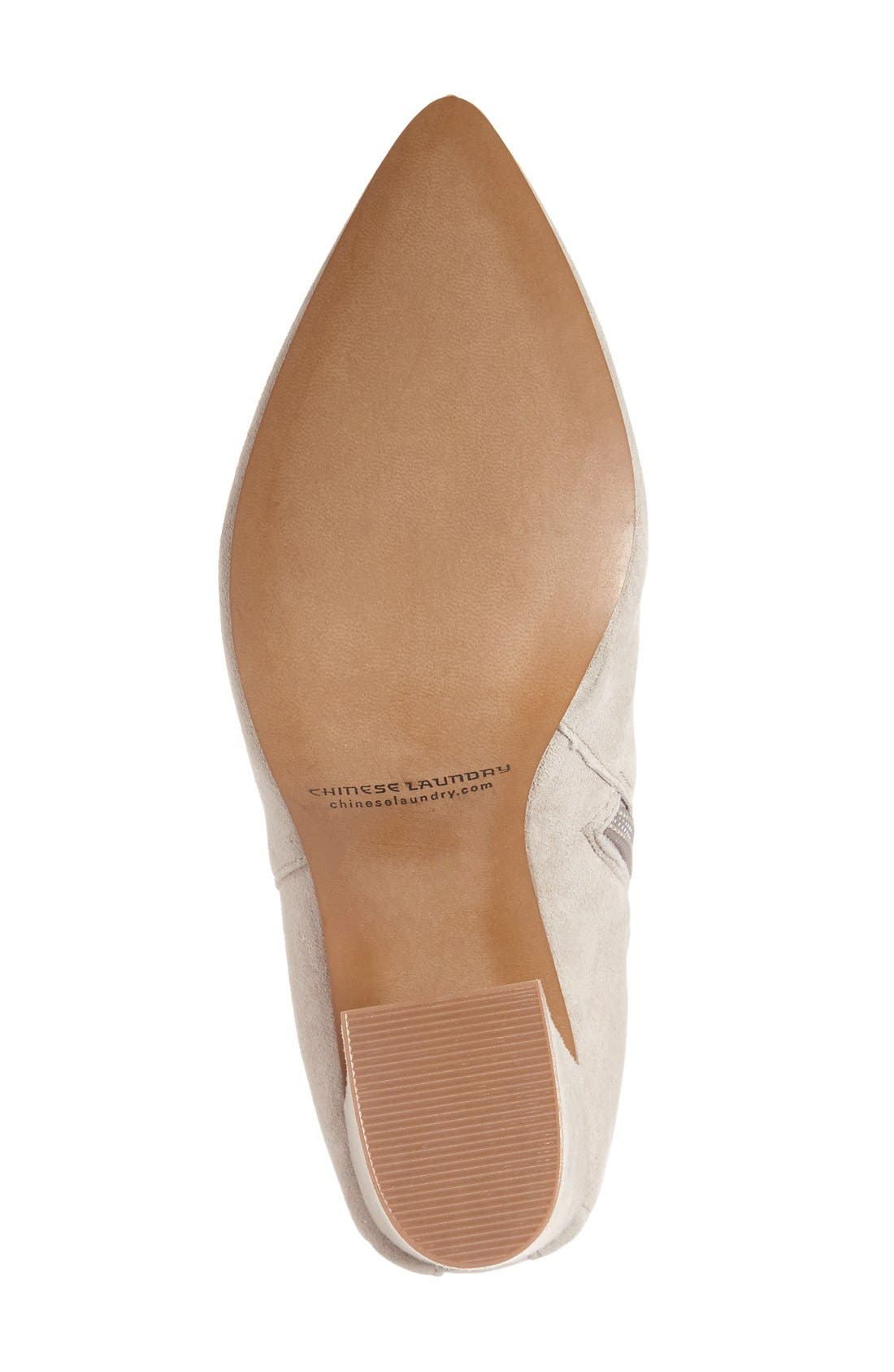 'Siren' Pointy Toe Bootie,                             Alternate thumbnail 11, color,
