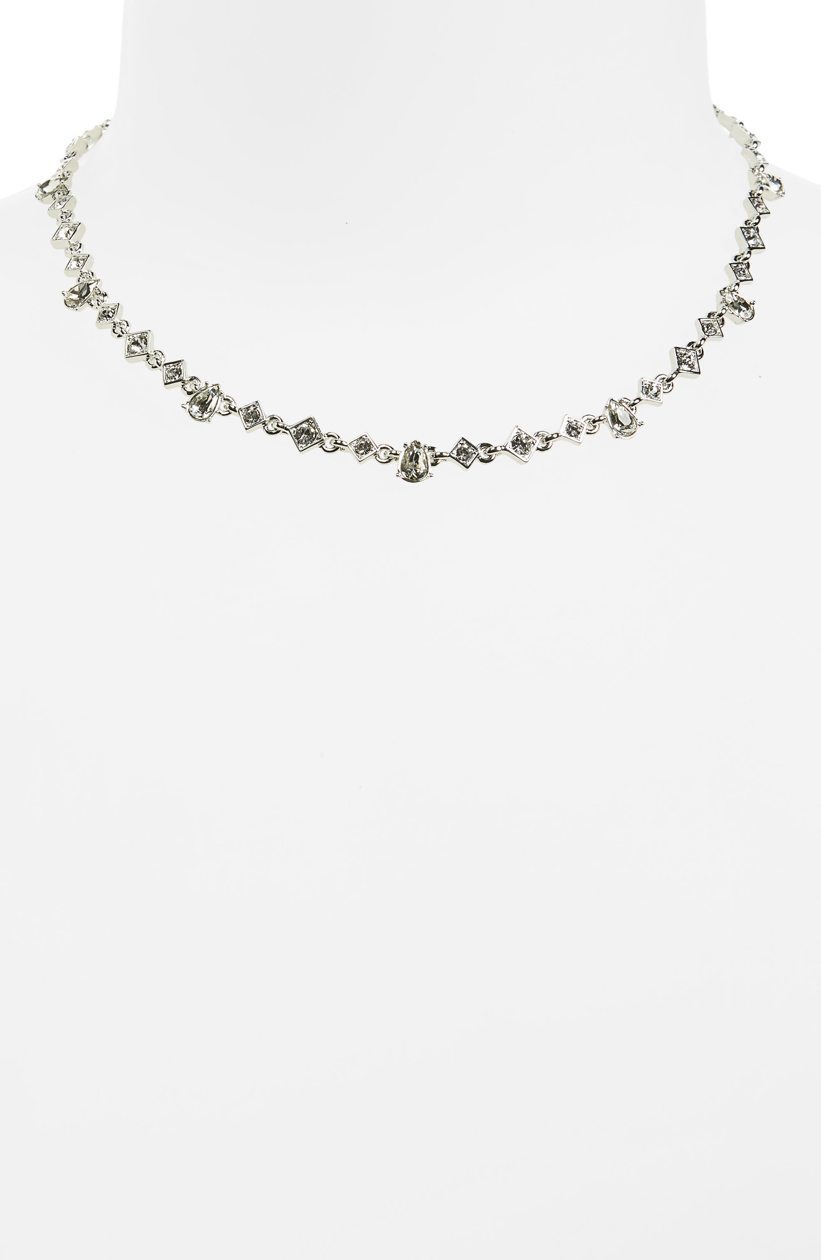 Savannah Collar Necklace,                             Alternate thumbnail 2, color,                             040