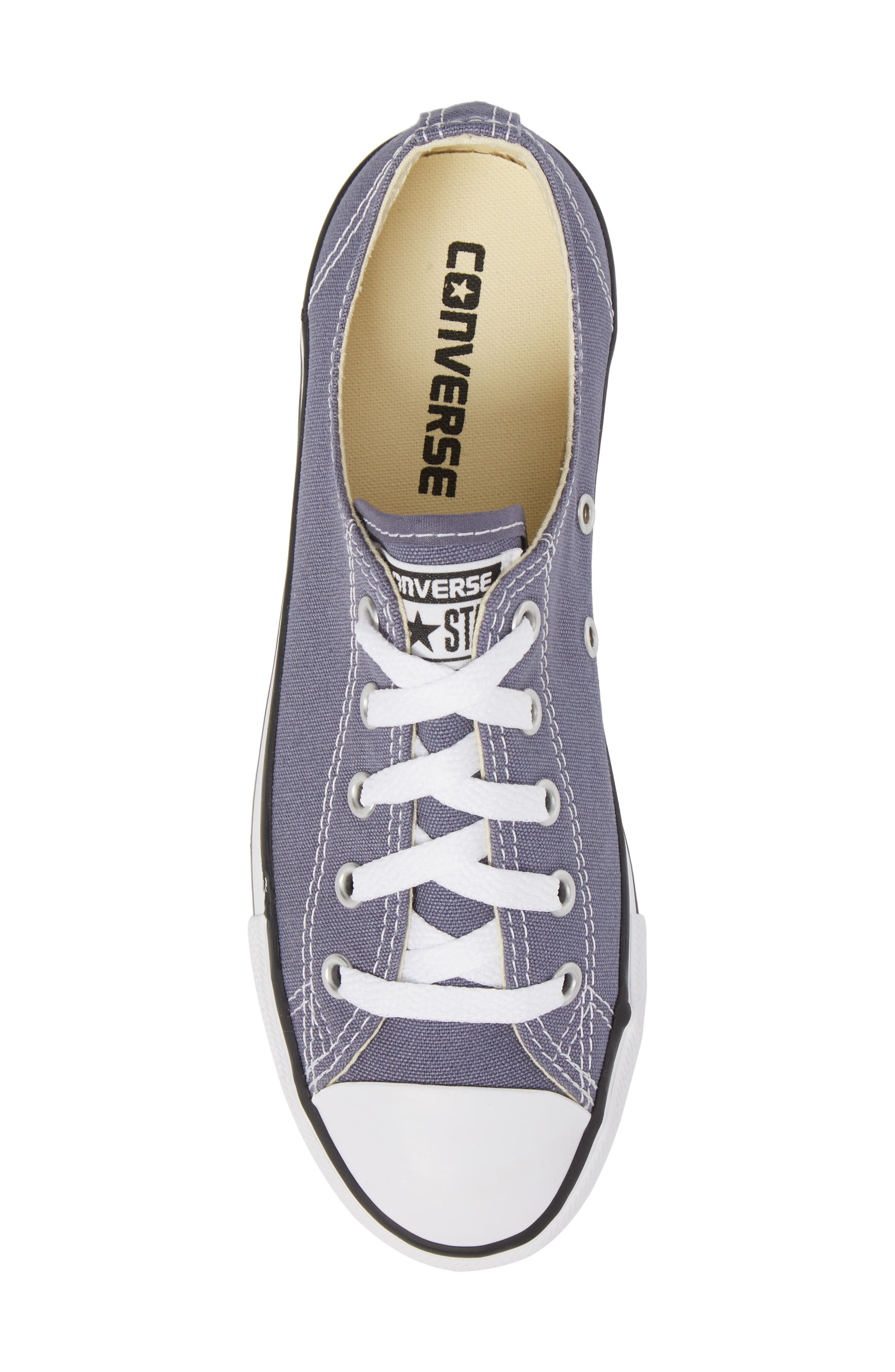 Chuck Taylor<sup>®</sup> All Star<sup>®</sup> Dainty Ox Low Top Sneaker,                             Alternate thumbnail 5, color,                             023