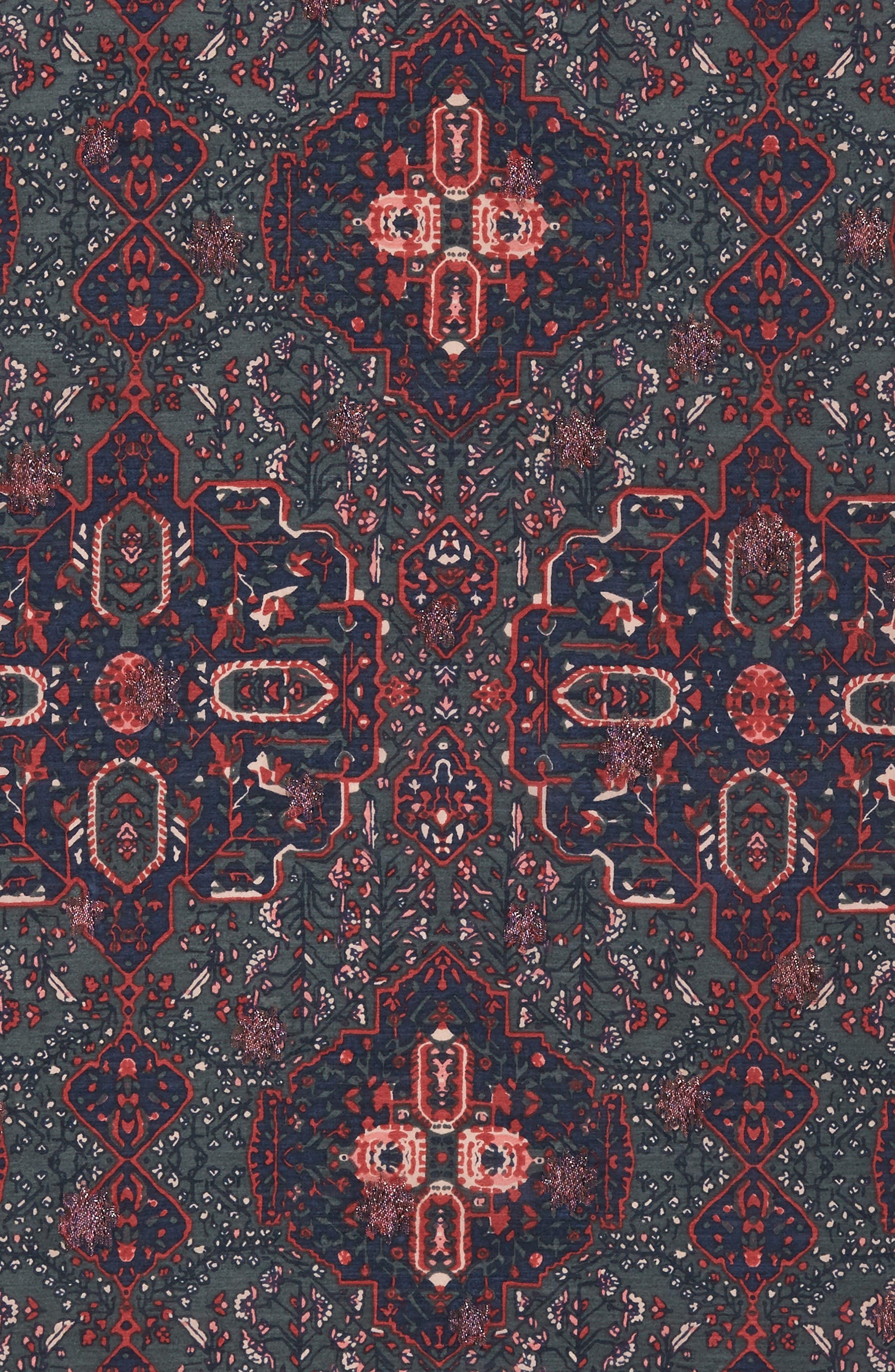 Print Stars Bandana,                             Alternate thumbnail 4, color,                             300