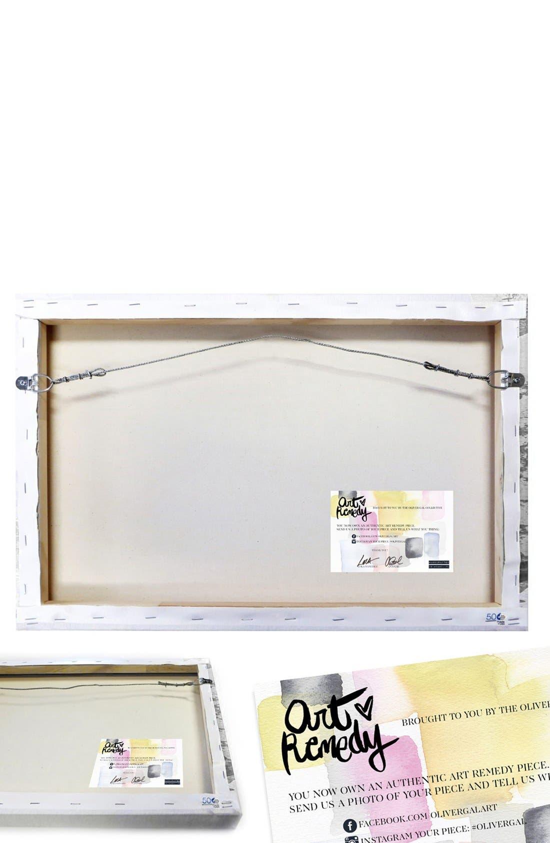 'Construct' Canvas Wall Art,                             Alternate thumbnail 3, color,                             600