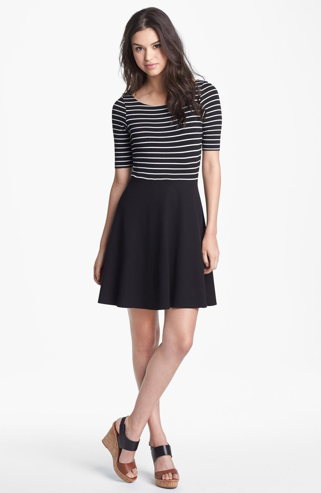 B44 DRESSED BY BAILEY 44 'Brochette' Dress, Main, color, 001