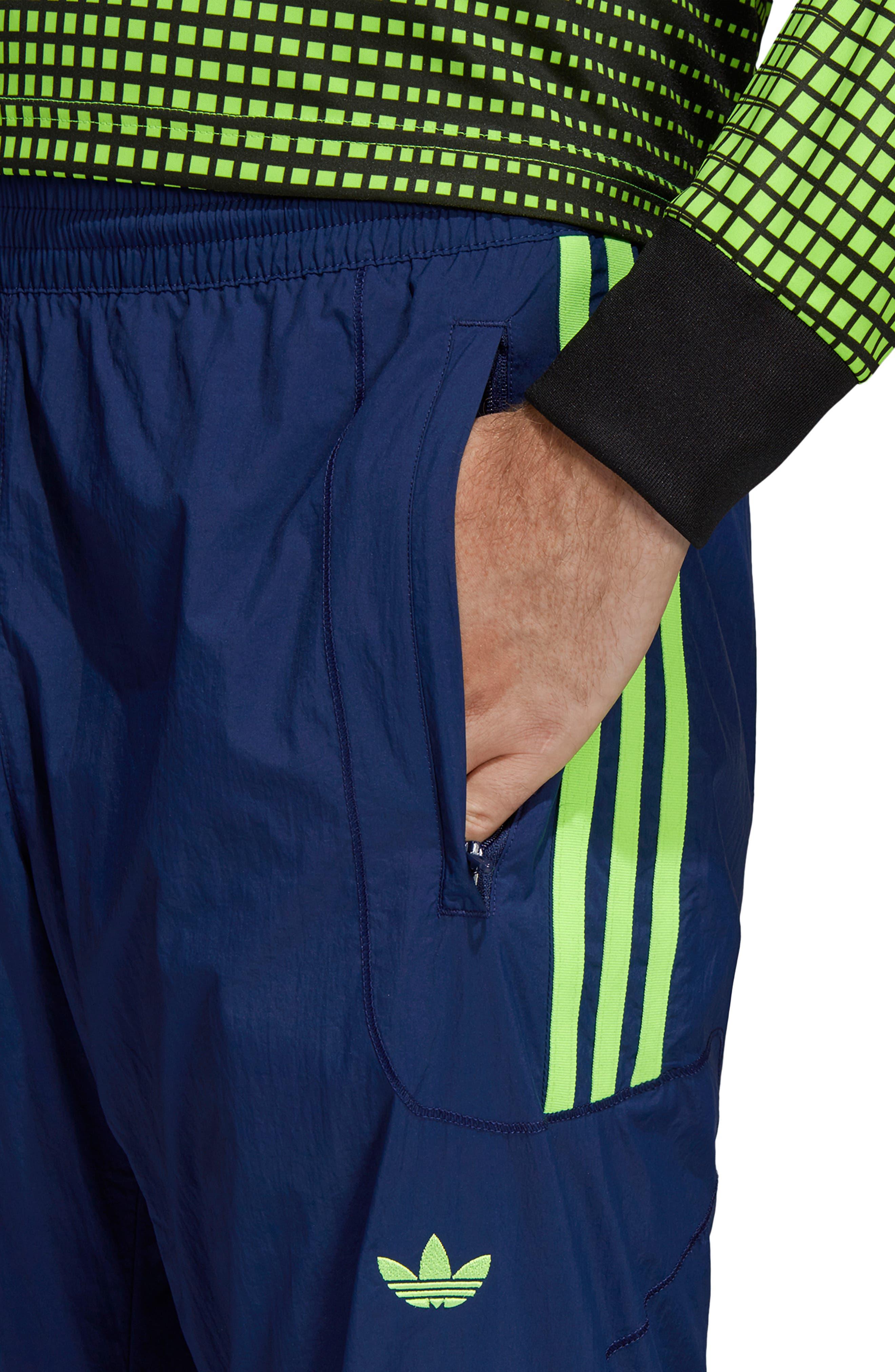 ADIDAS ORIGINALS,                             SPT Track Pants,                             Alternate thumbnail 4, color,                             DARK BLUE